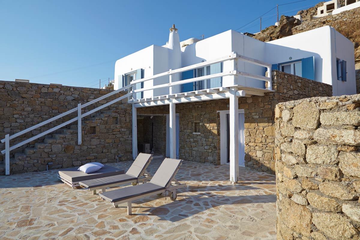fanari villas mykonos