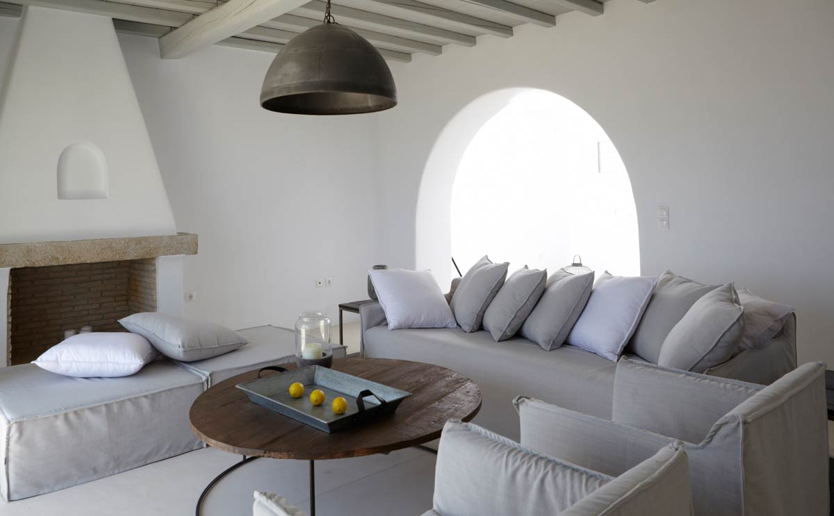 family villas mykonos