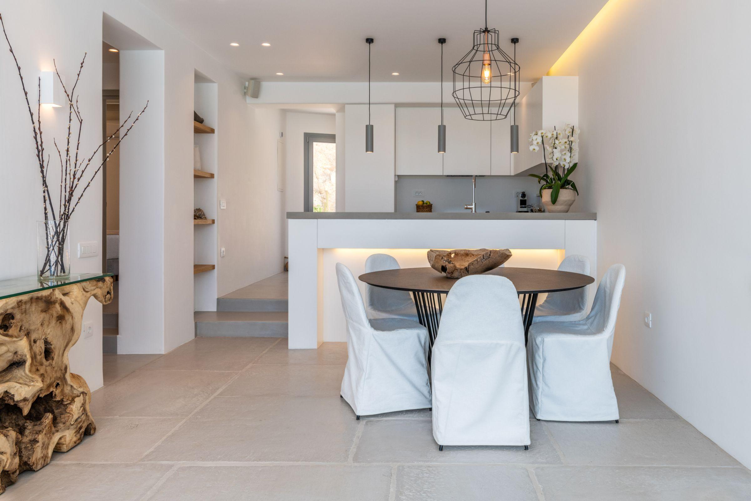 villa mioni kanalia kitchen