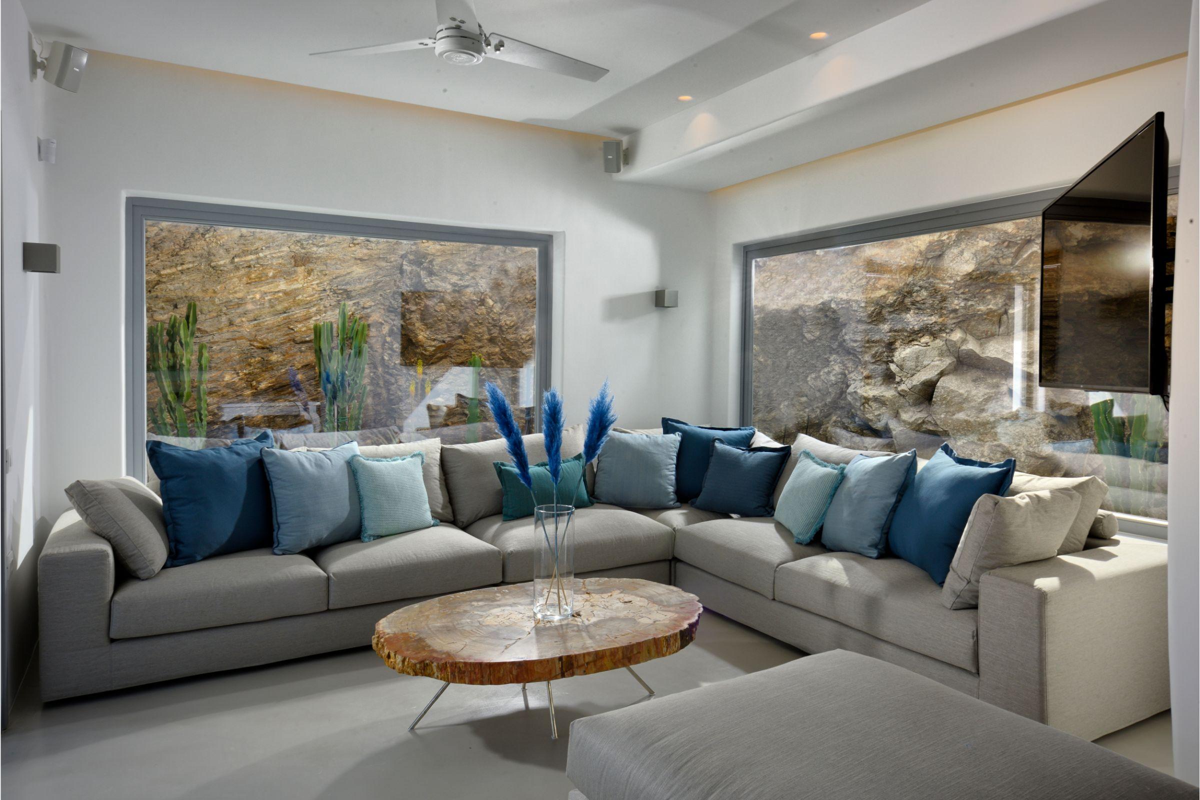 villa meli kanalia lounge