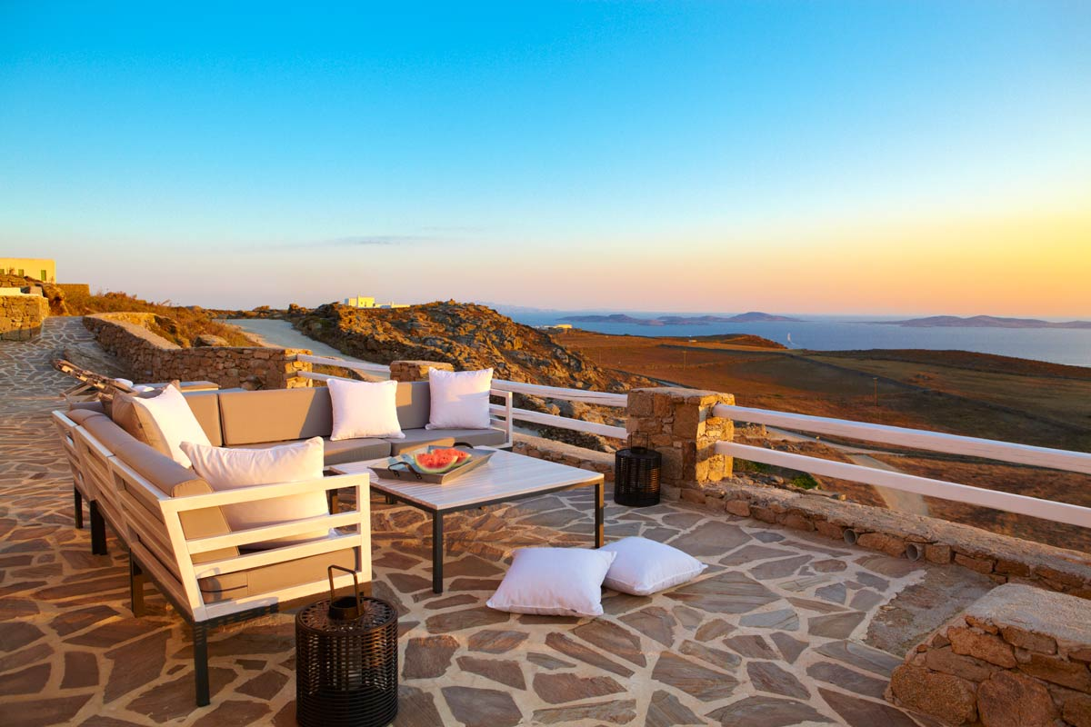 villas in mykonos
