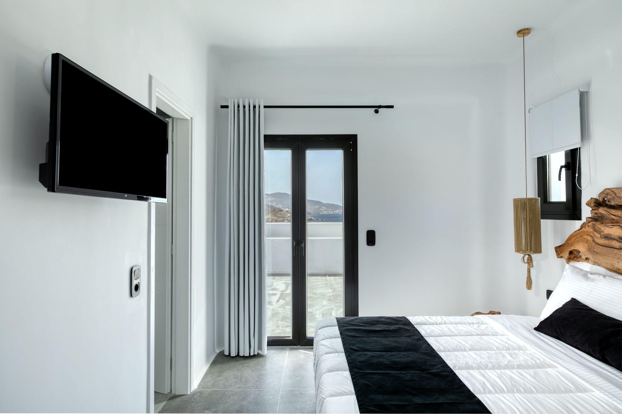 villa arteta ftelia bedroom