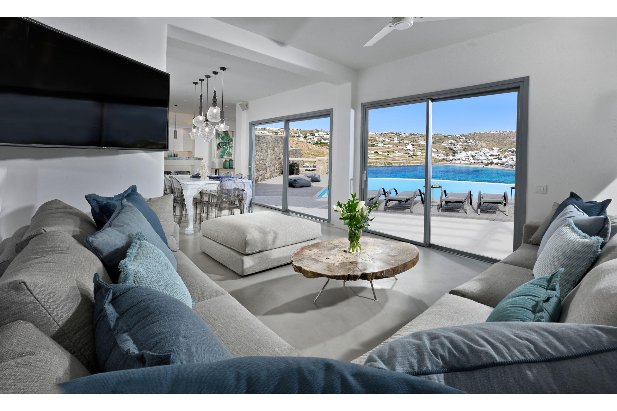 villa meli kanalia views