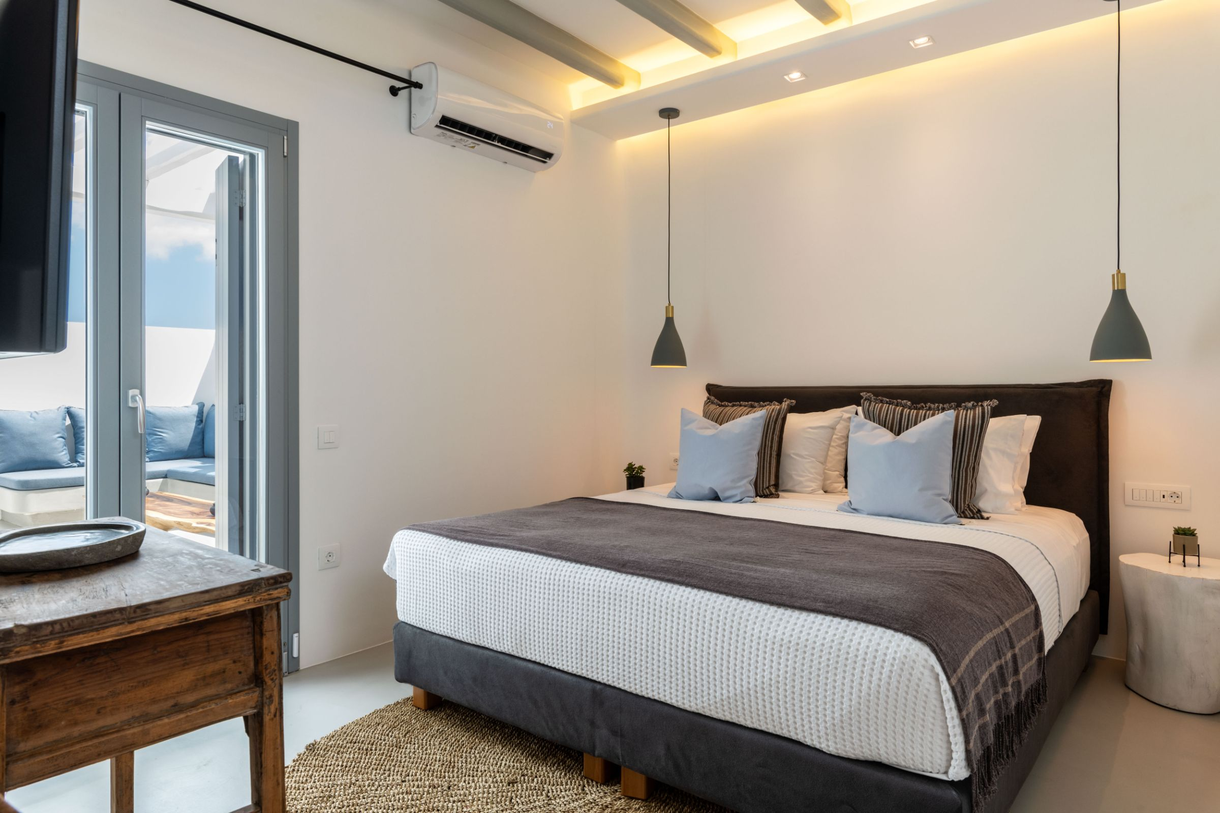 bedroom villa mioni kanalia
