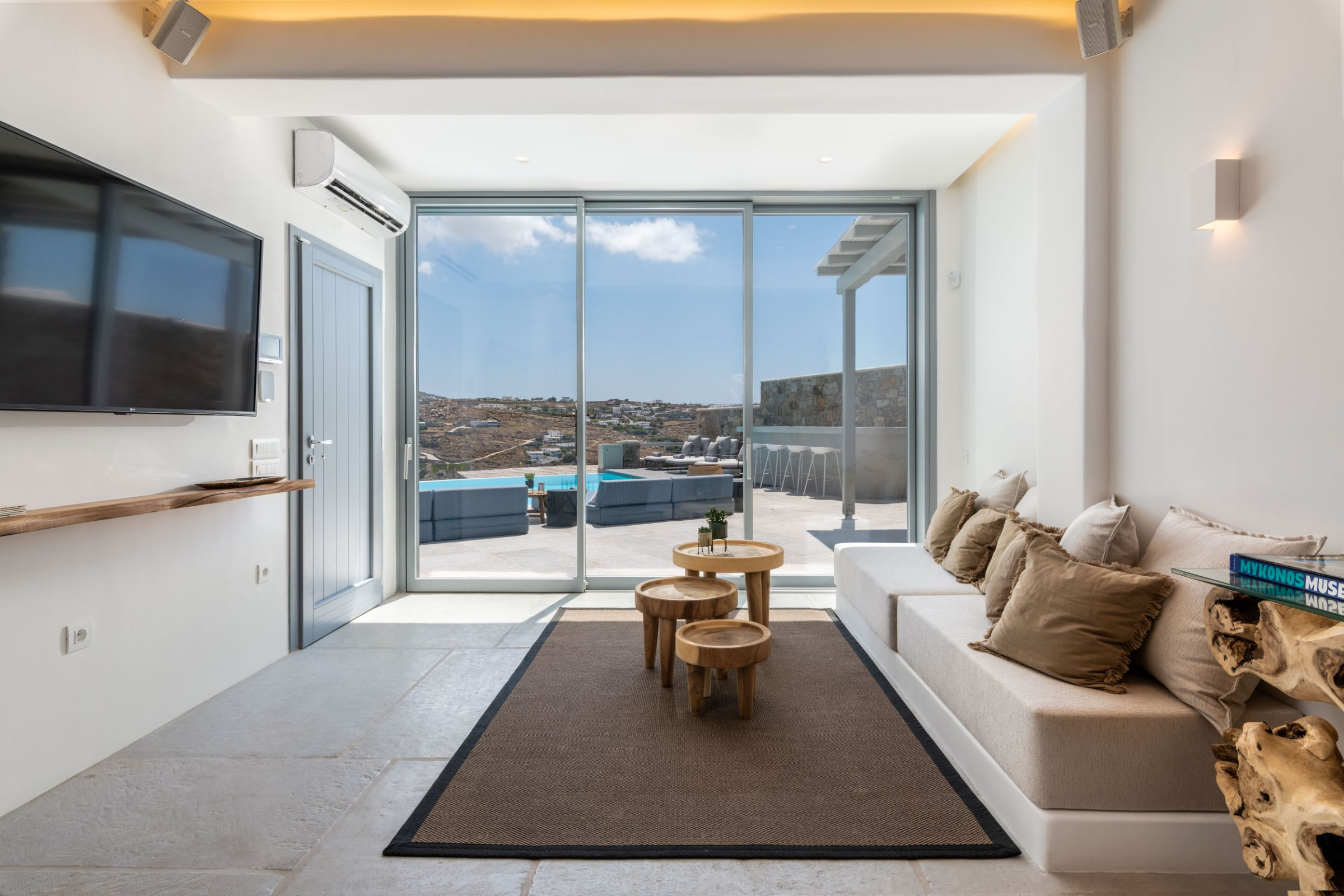 villa mioni kanalia lounge
