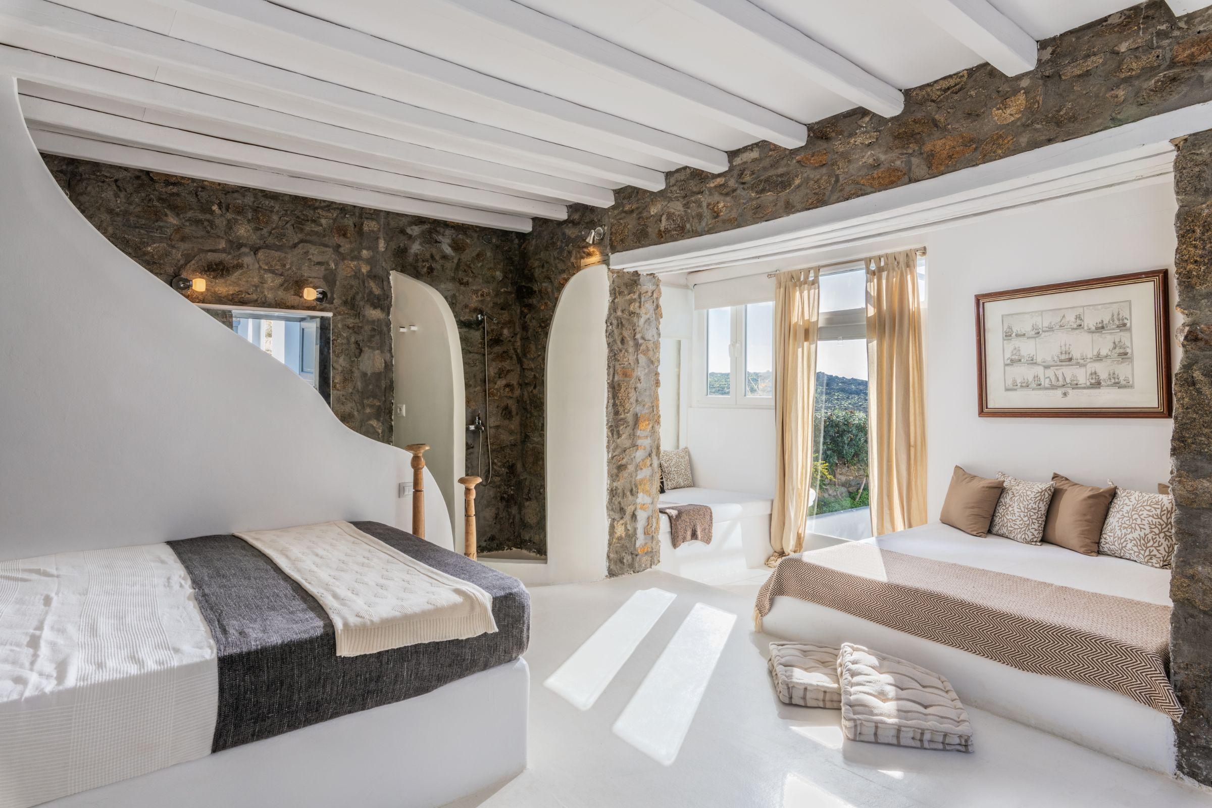 double Villa Leimon Aleomandra mykonos