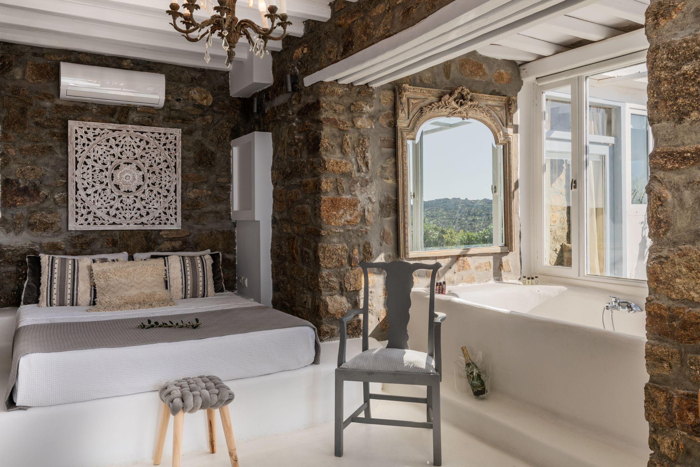 Villa Leimon Aleomandra mykonos master