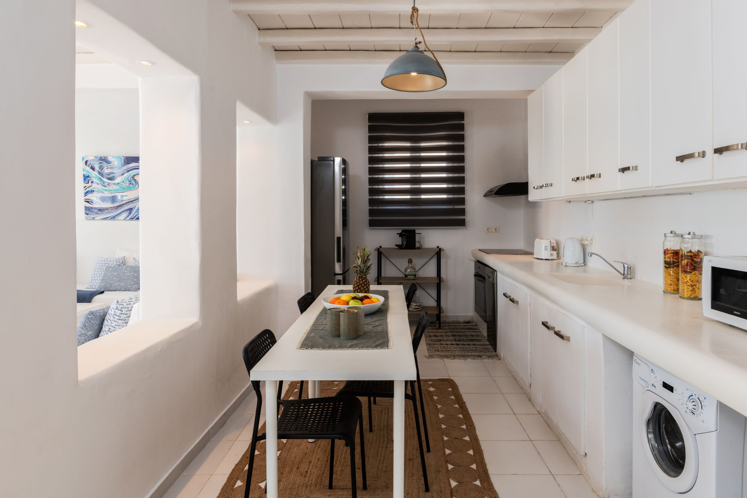 Villa Leimon Aleomandra mykonos kitchen