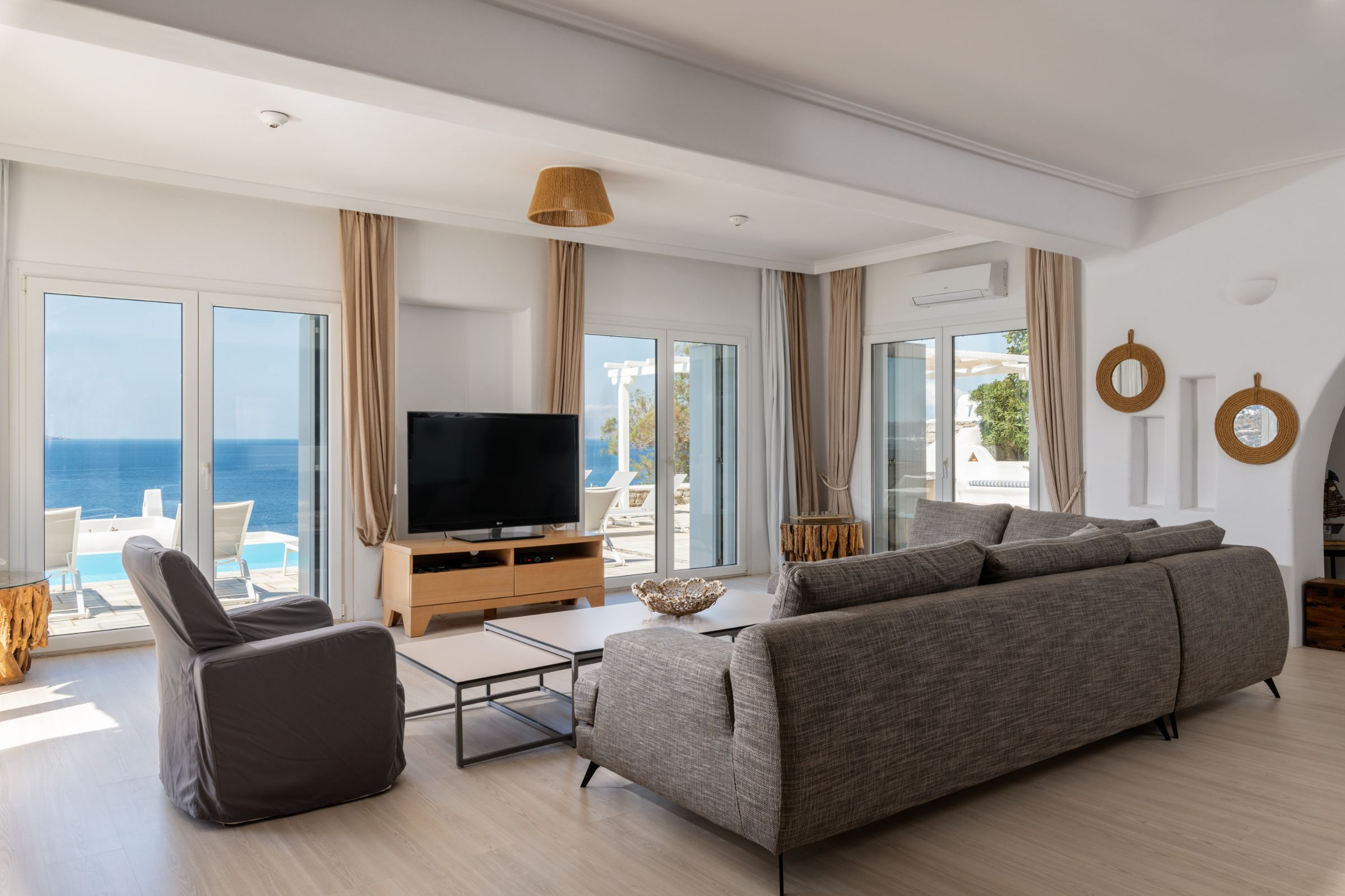 lounge villa grecia aleomandra