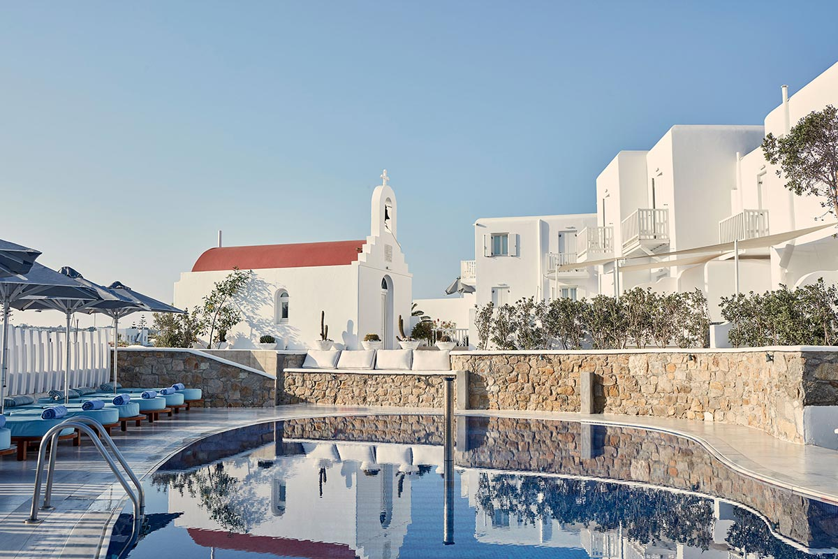 luxury villas and hotels mykonos