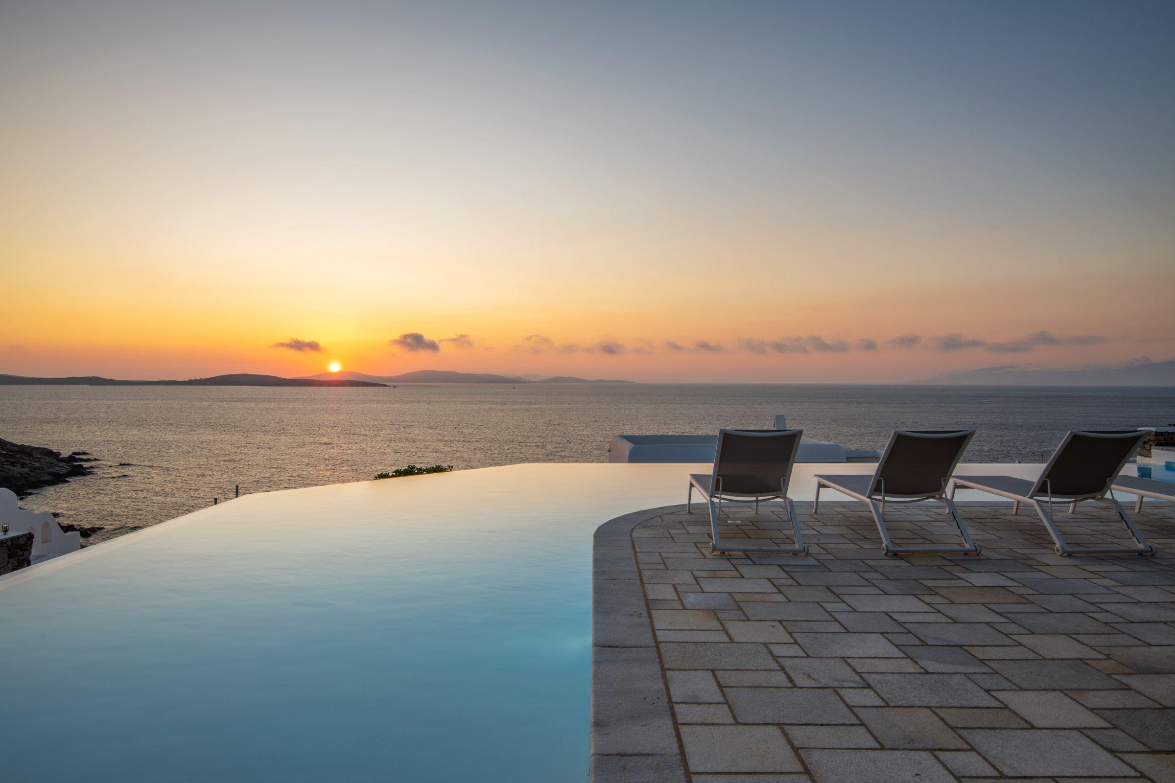 mykonos sunset villas