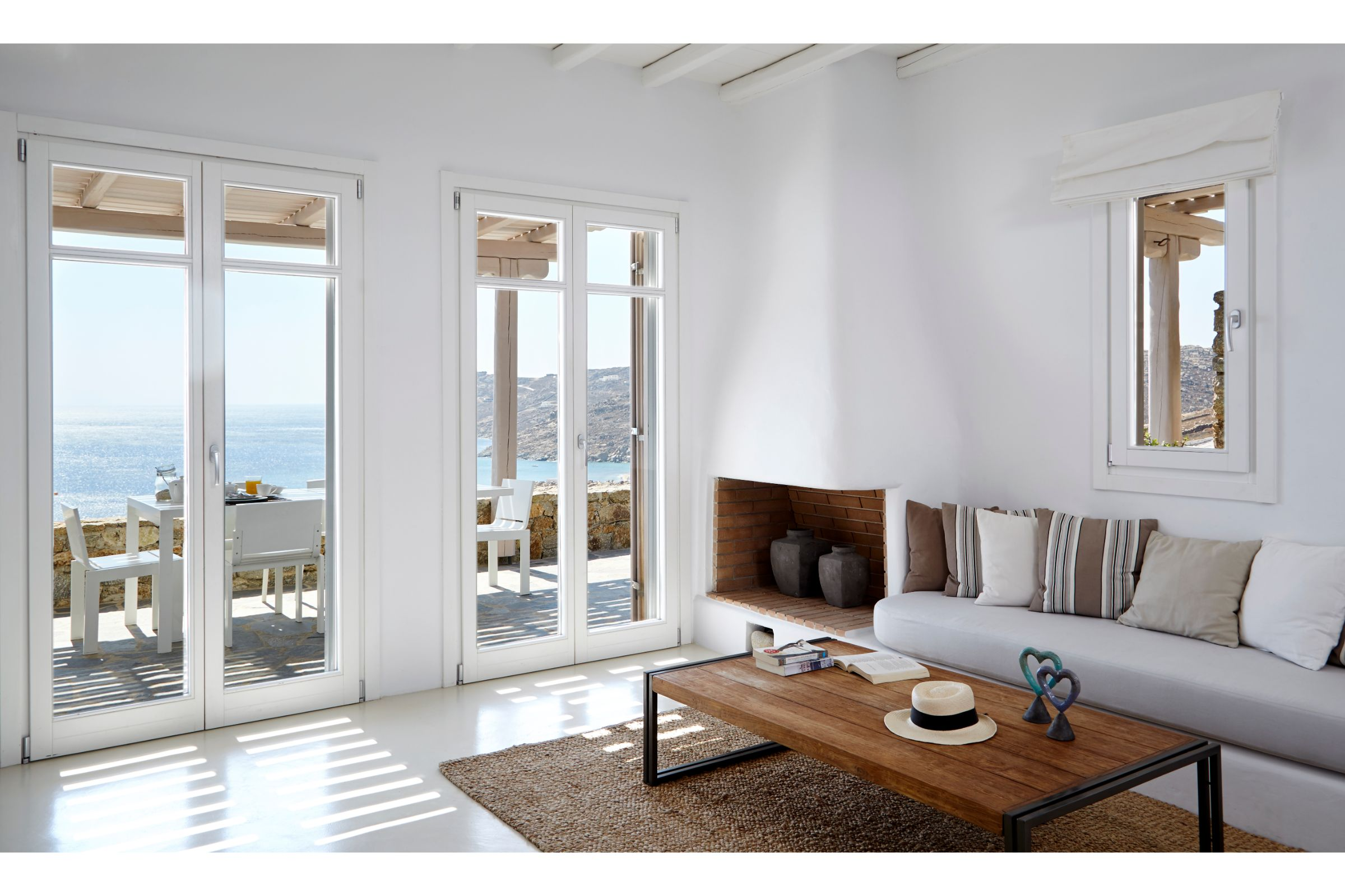villa geni elia lounge