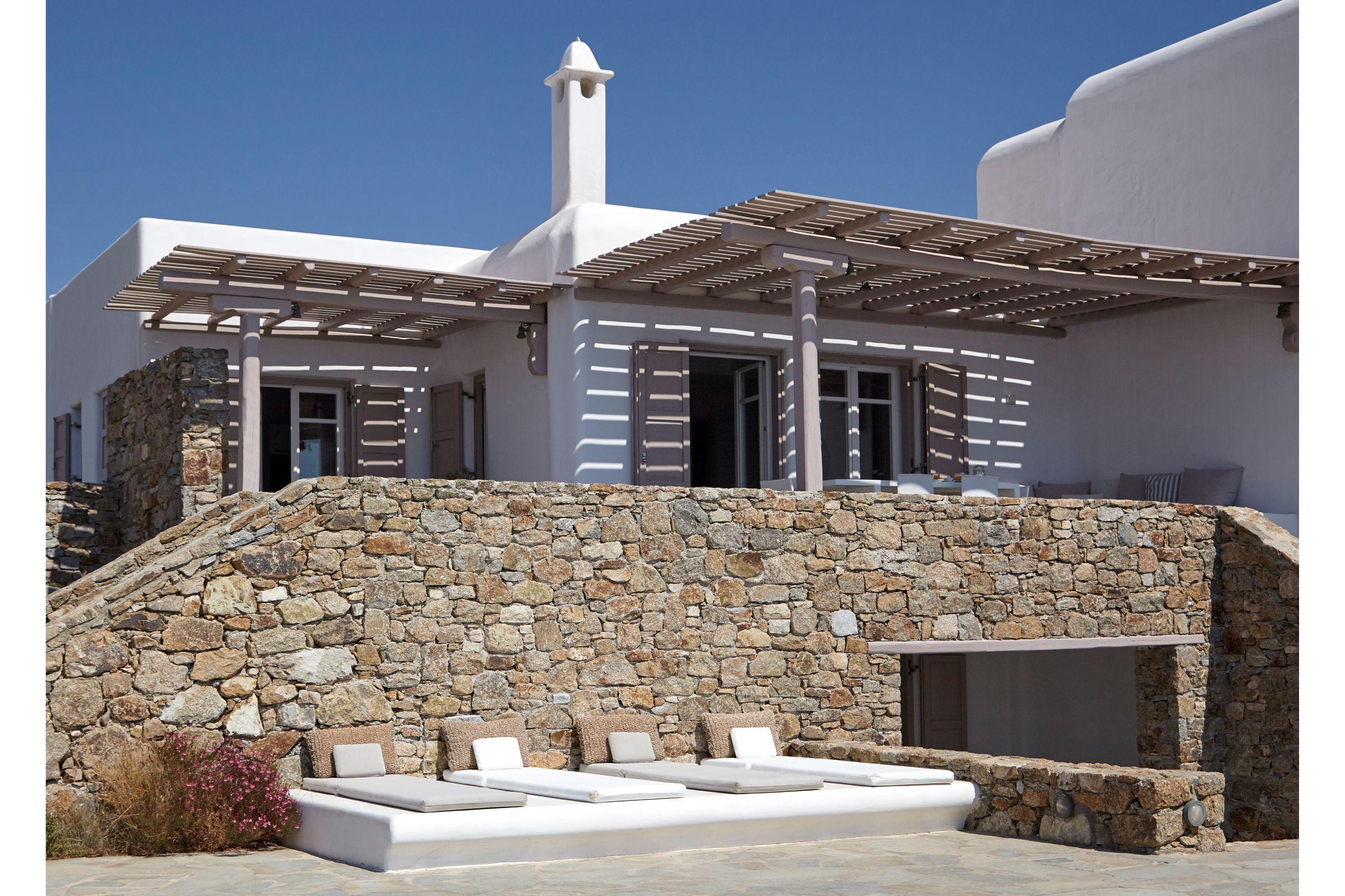 mykonos villas holidays