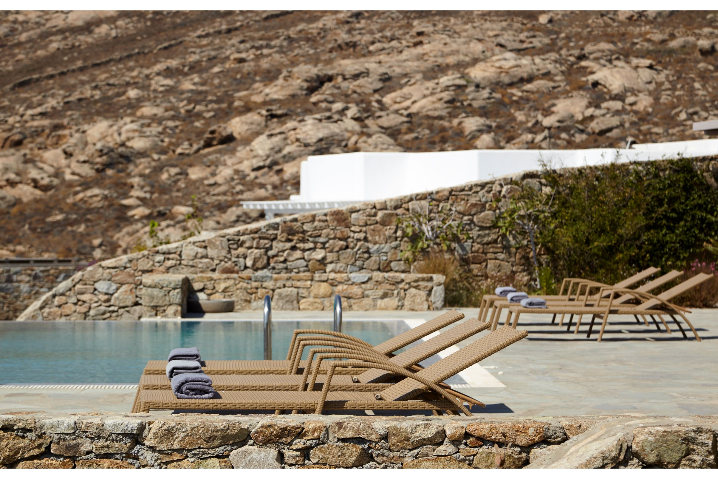 mykonos villas weddings