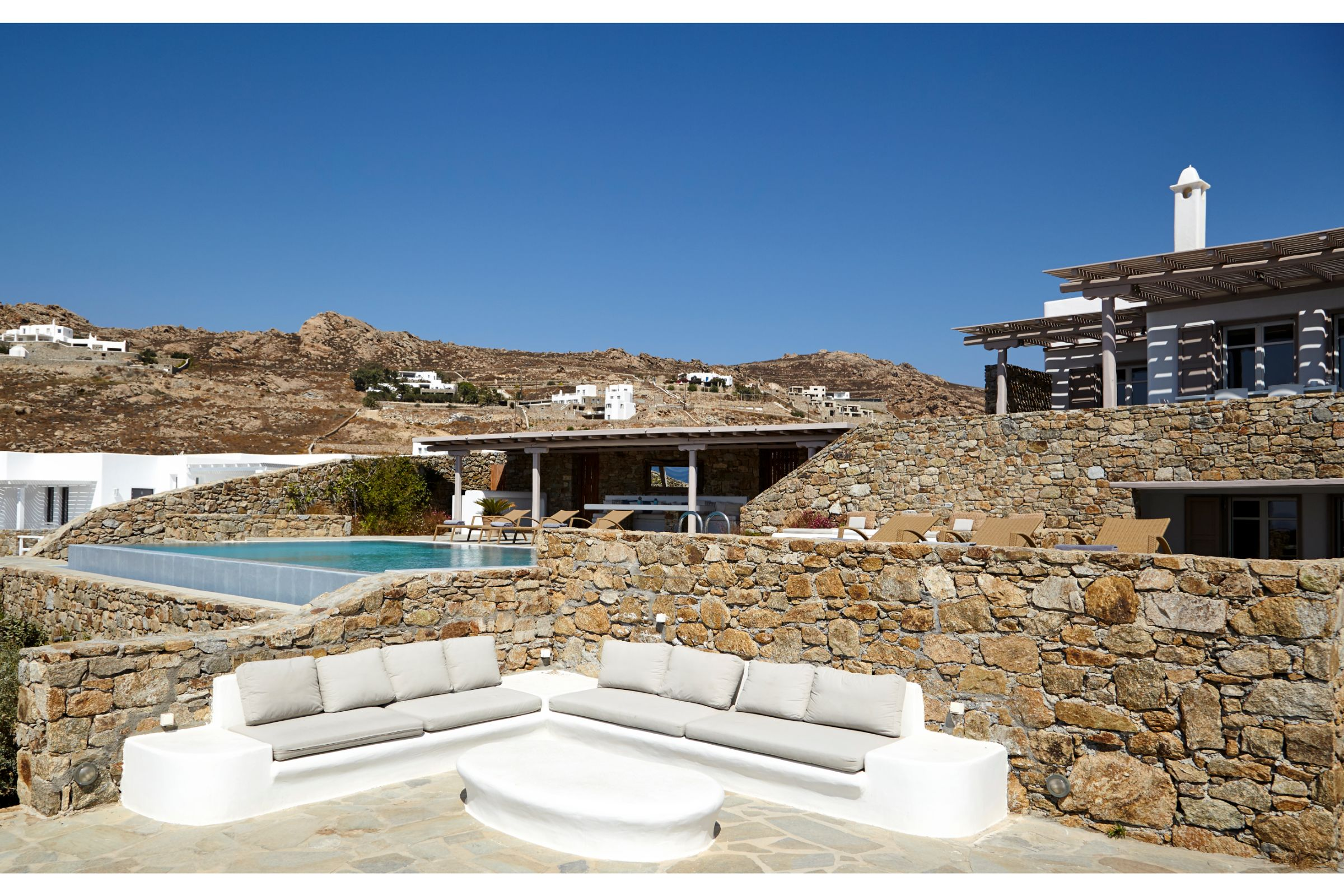 elia beach villas mykonos