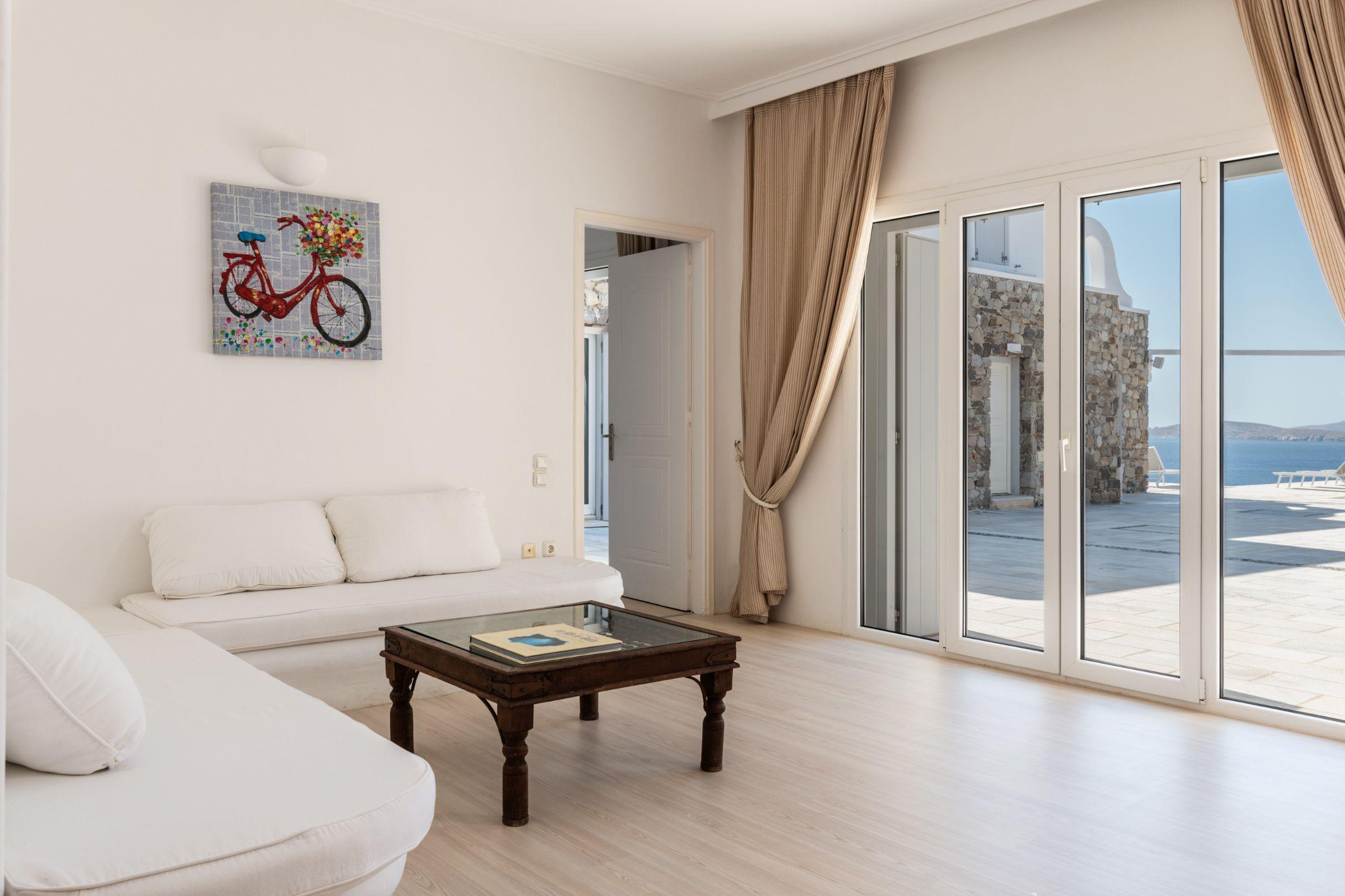 villa grecia aleomandra bedroom