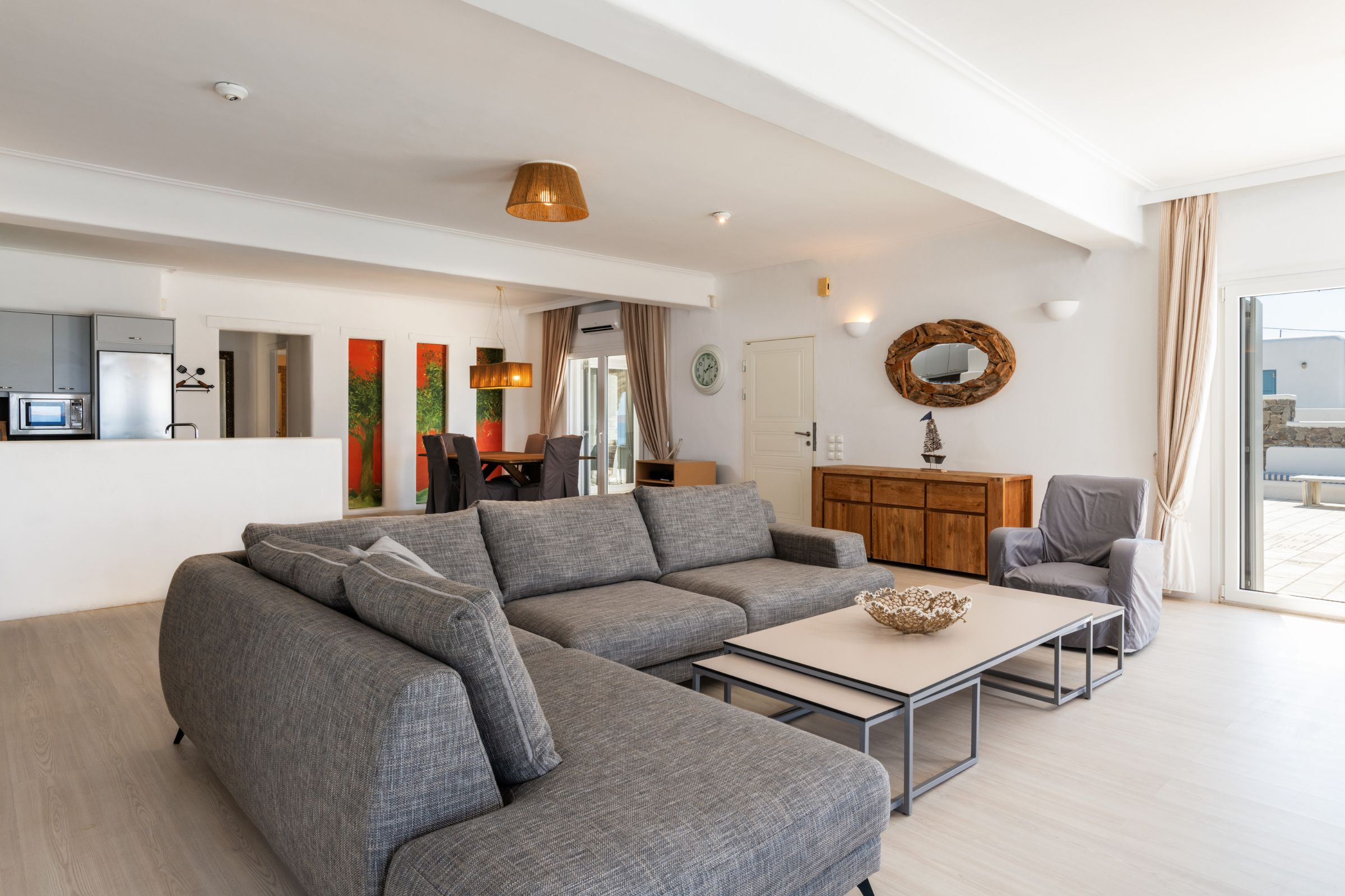 villa grecia aleomandra lounge