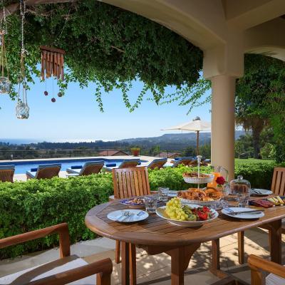 luxury rhodes villas private pools