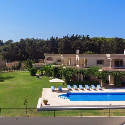 luxury villas rhodes rentals