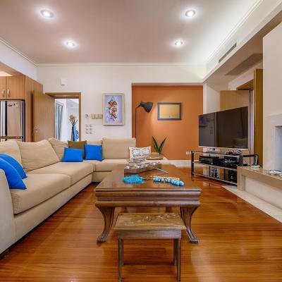 rhodes villas private pools family