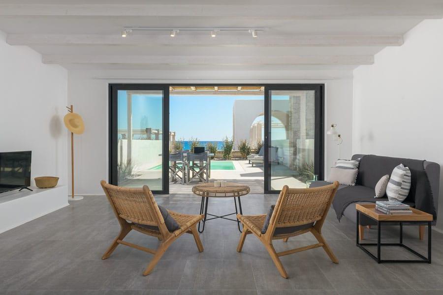 beach villas rhodes