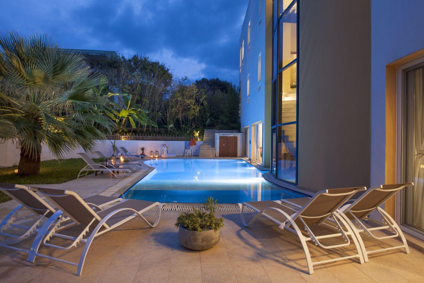 villa holidays rhodes