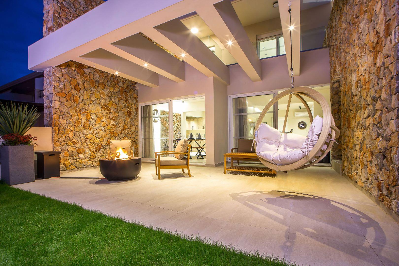 rhodes villas private pools 2 bedrooms