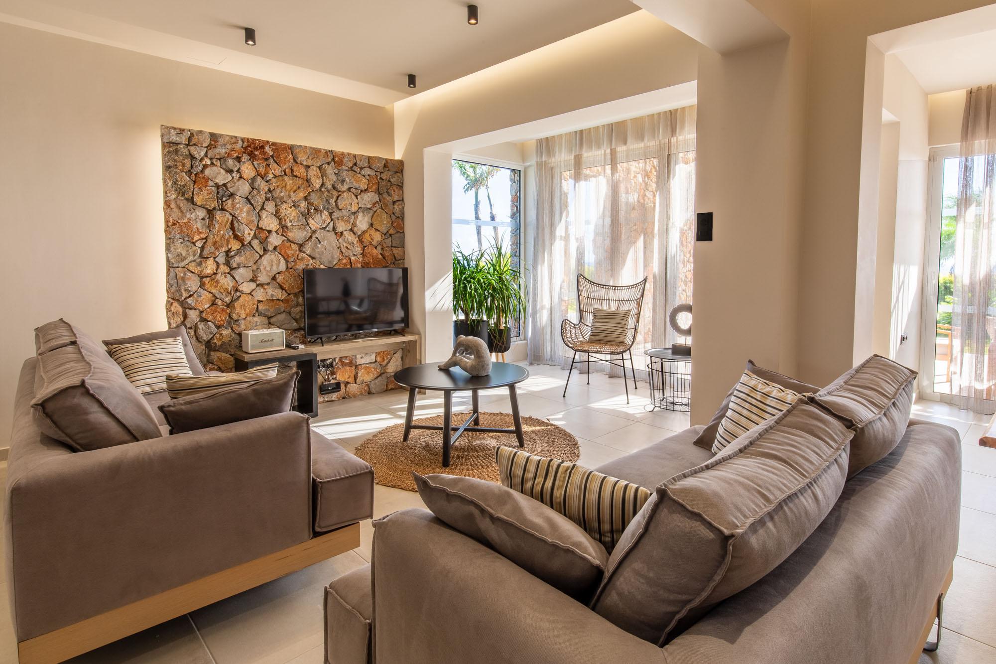 luxury villas faliraki rhodes