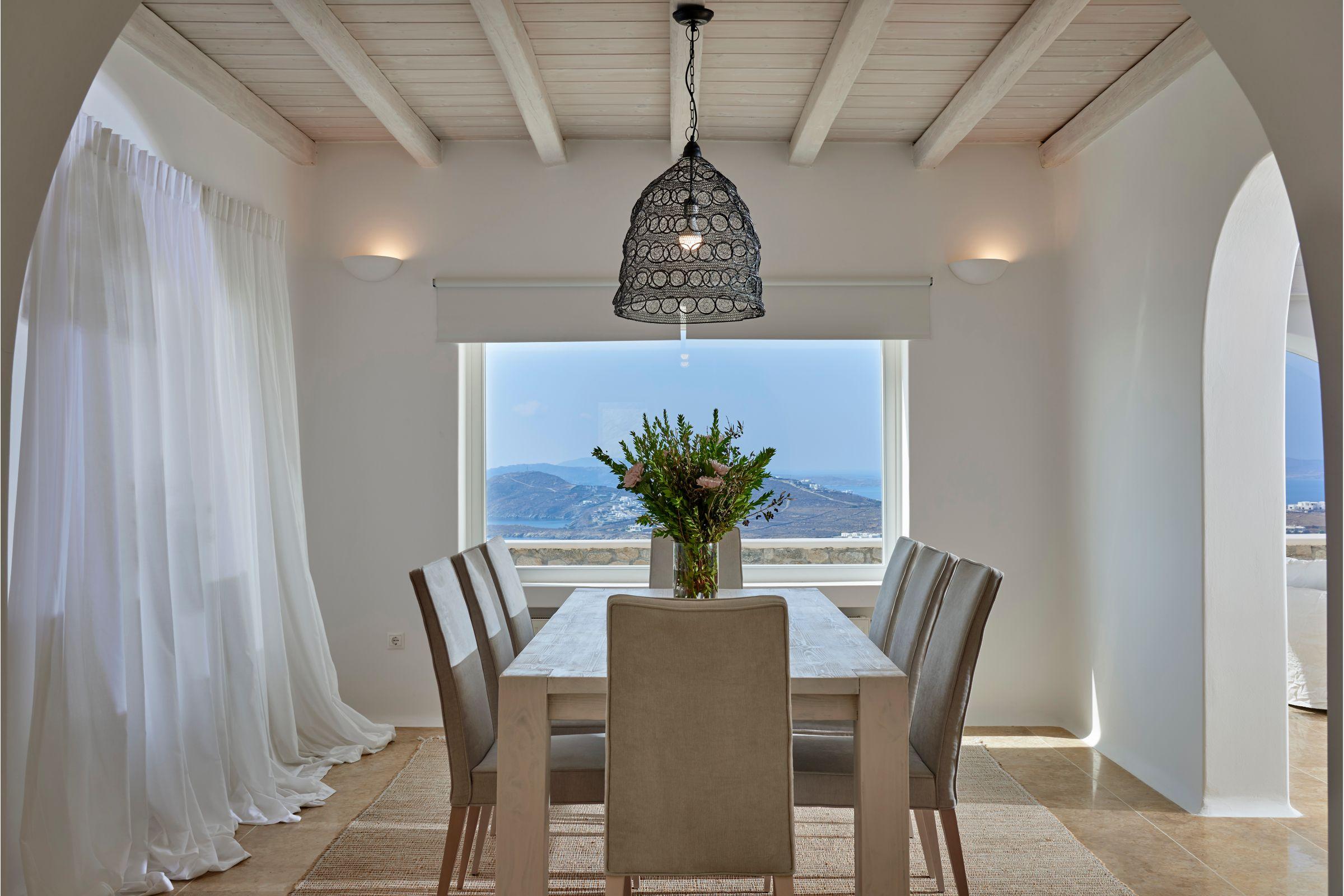 areas luxury mykonos villas