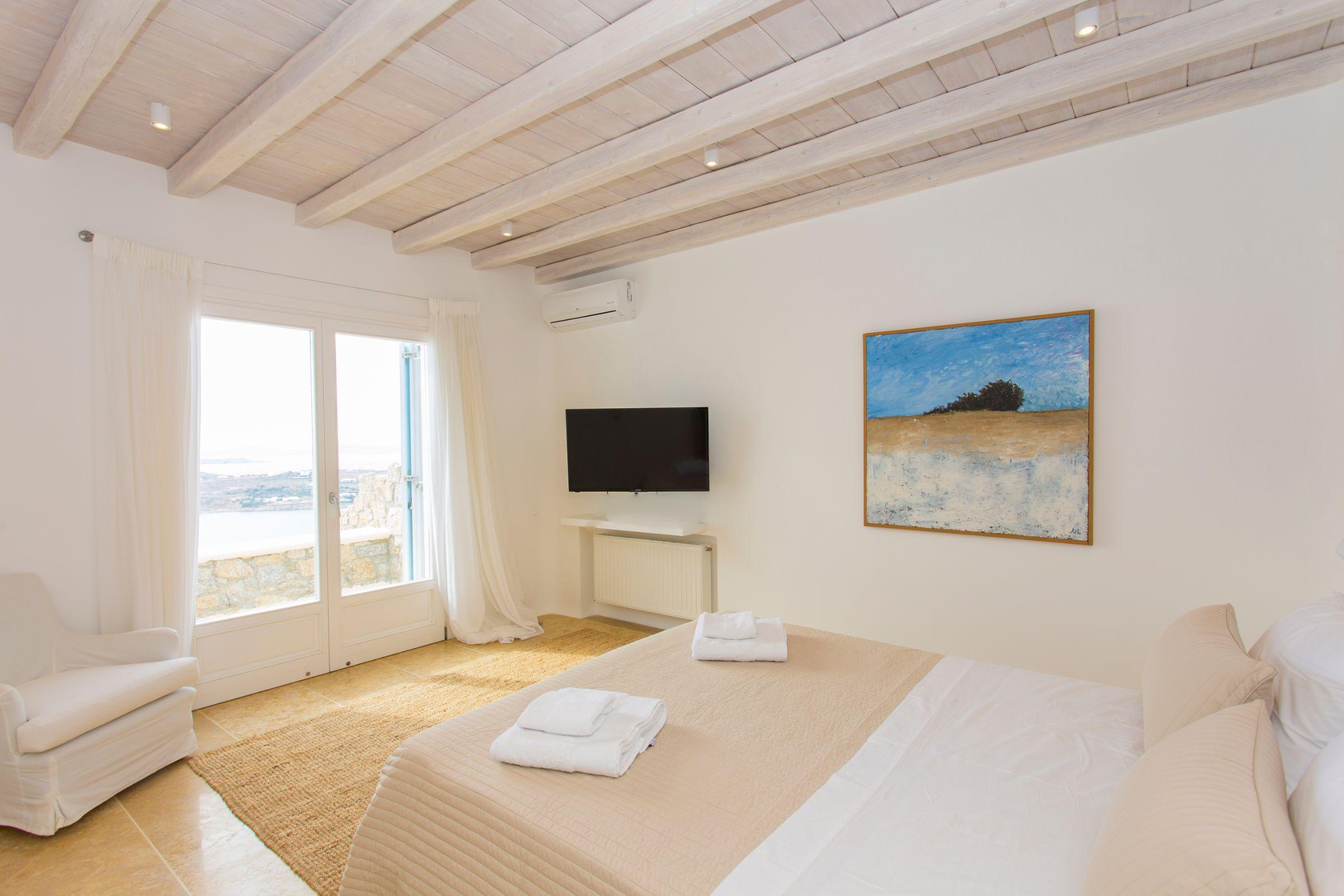 luxury mykonos villas double
