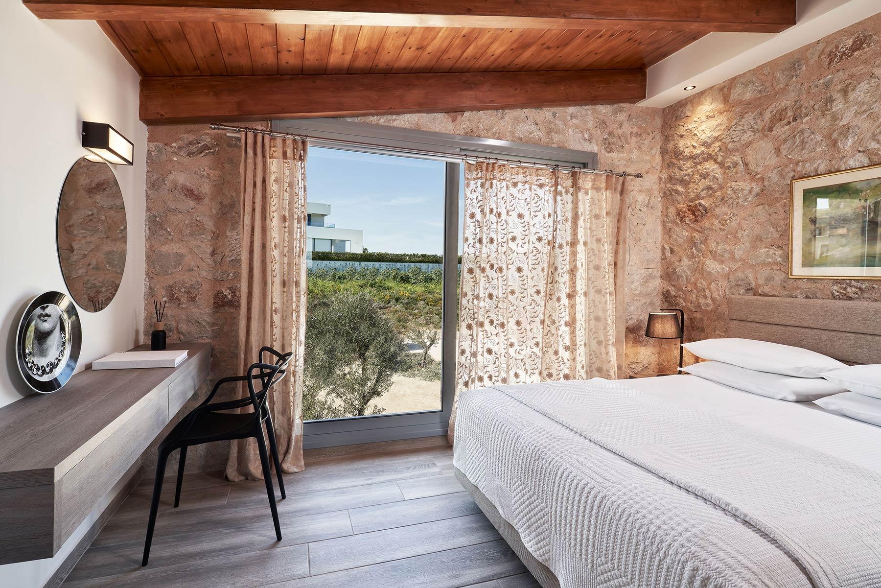 kallithea luxury villas rooms