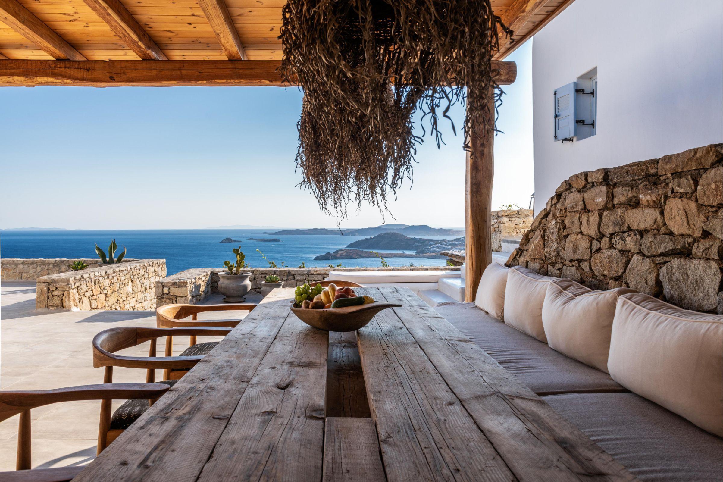 luxury mykonos villas 7 bedrooms
