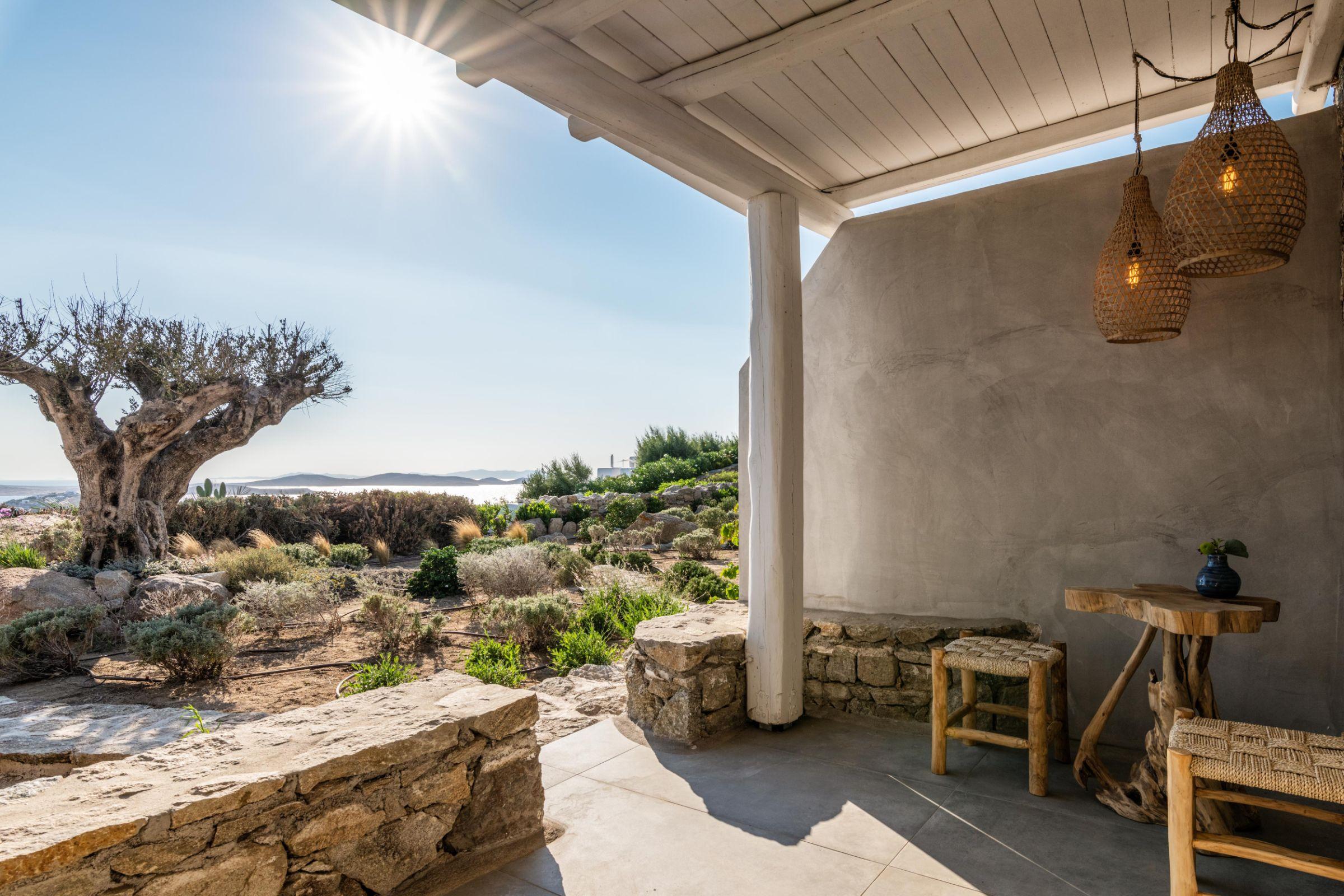 family villas mykonos