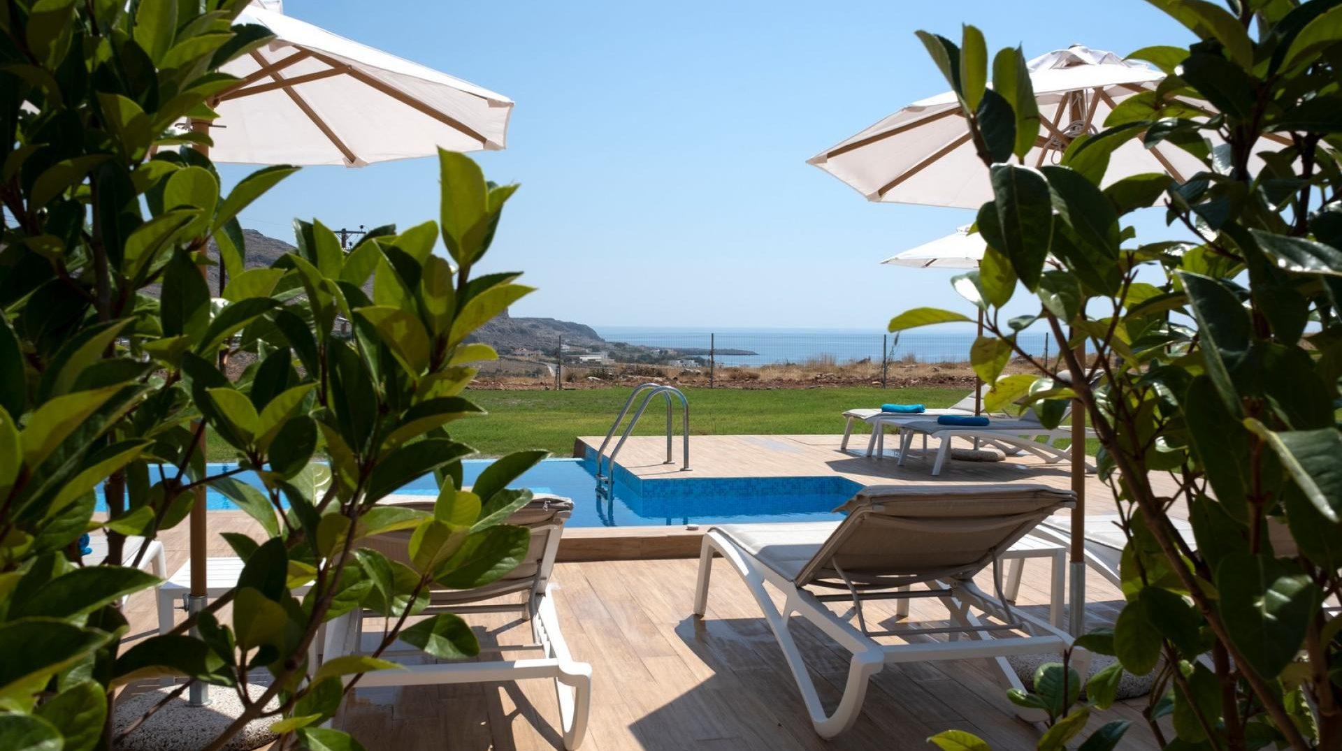 luxury lindos villas