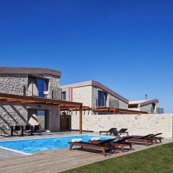 kallithea luxury villas