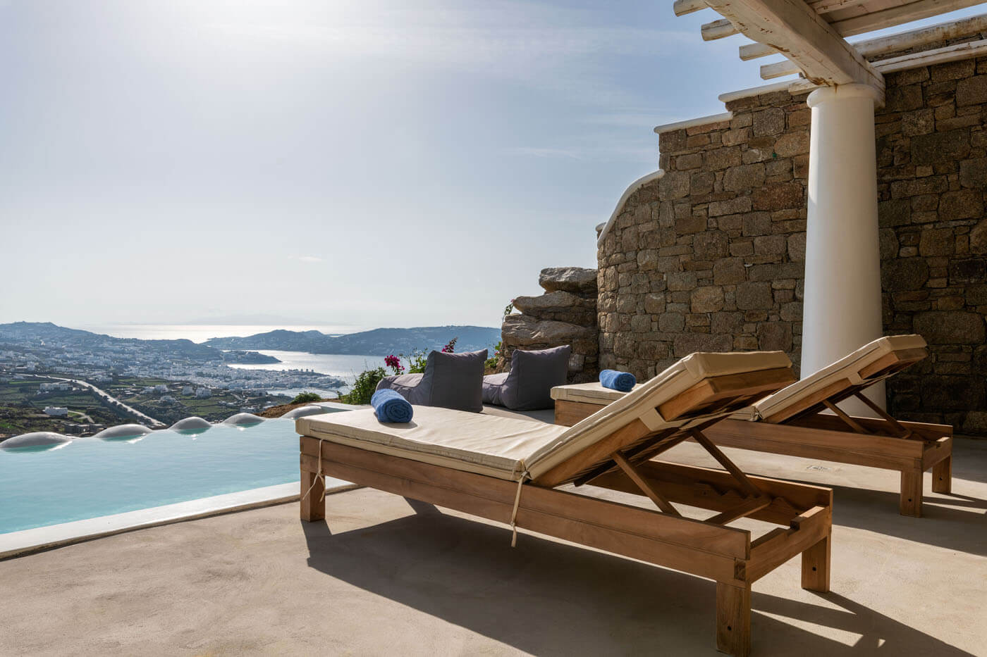 mykonos 1 bedroom villas