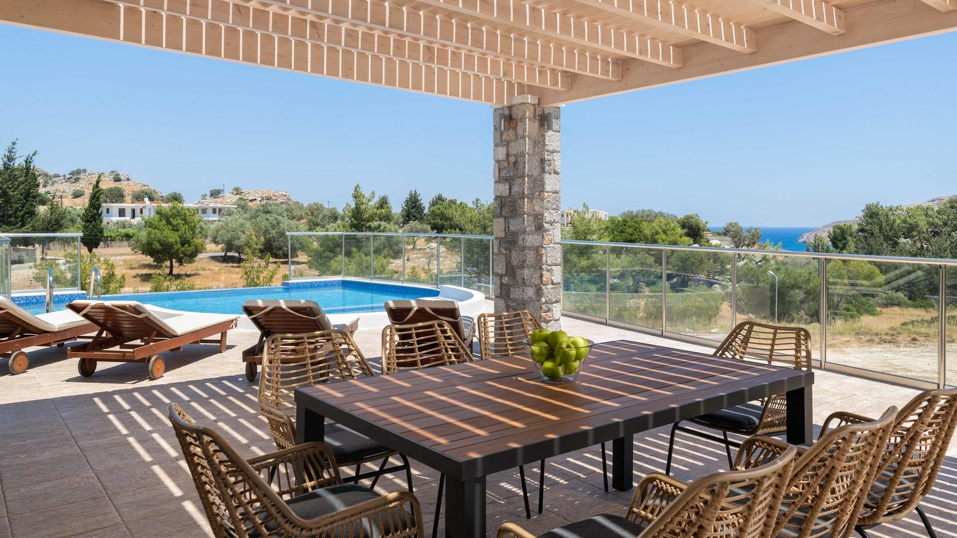 lindos luxury villas rhodes