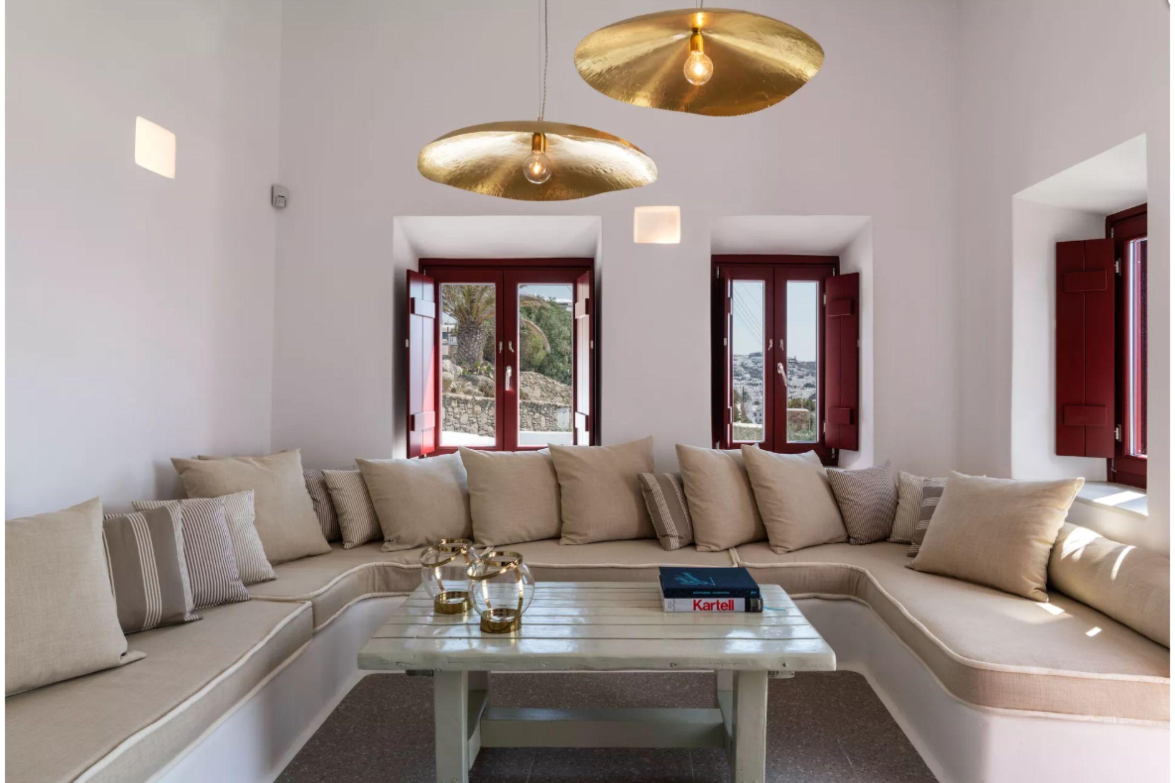 villas mykonos 3 bedrooms