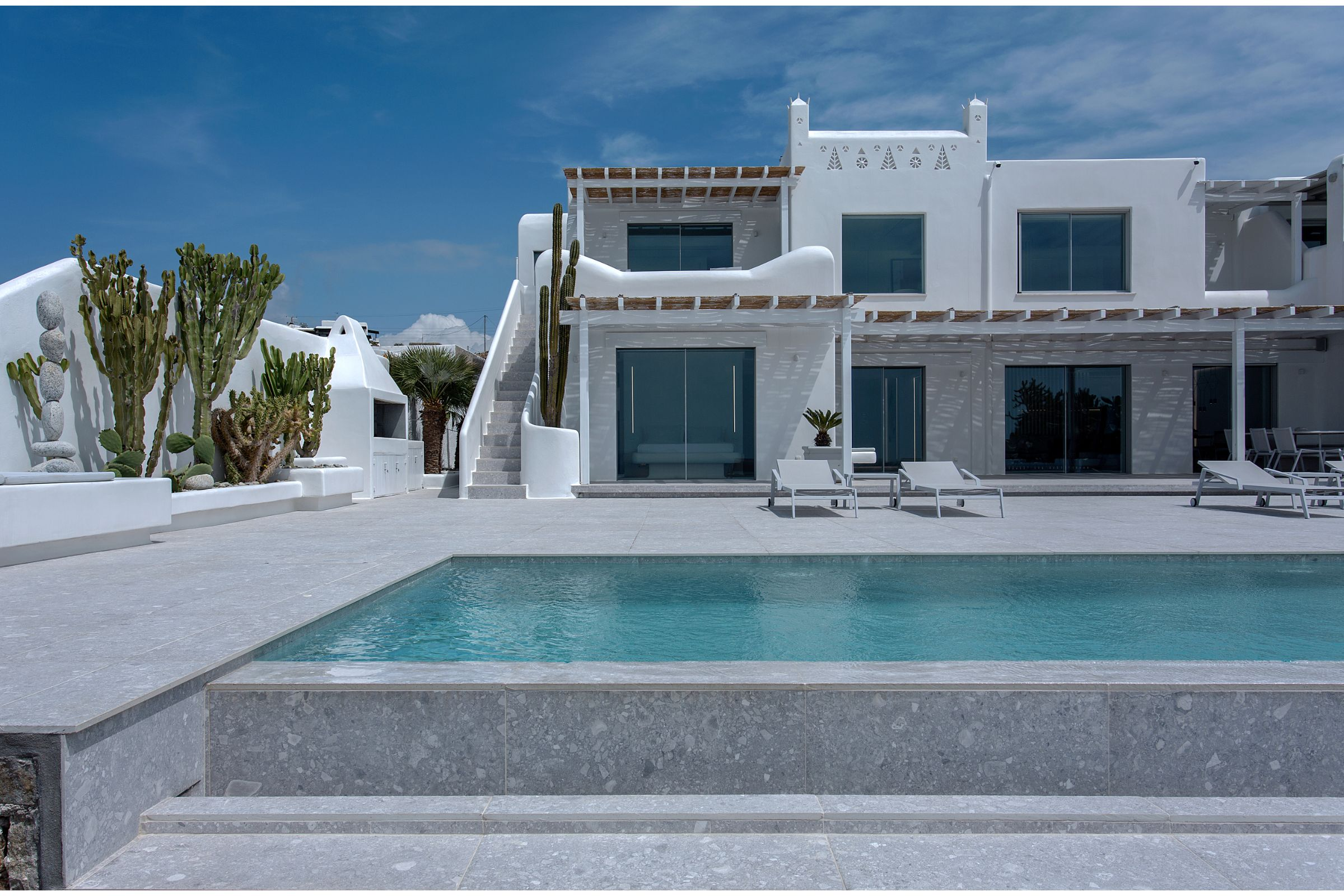luxury mykonos villas