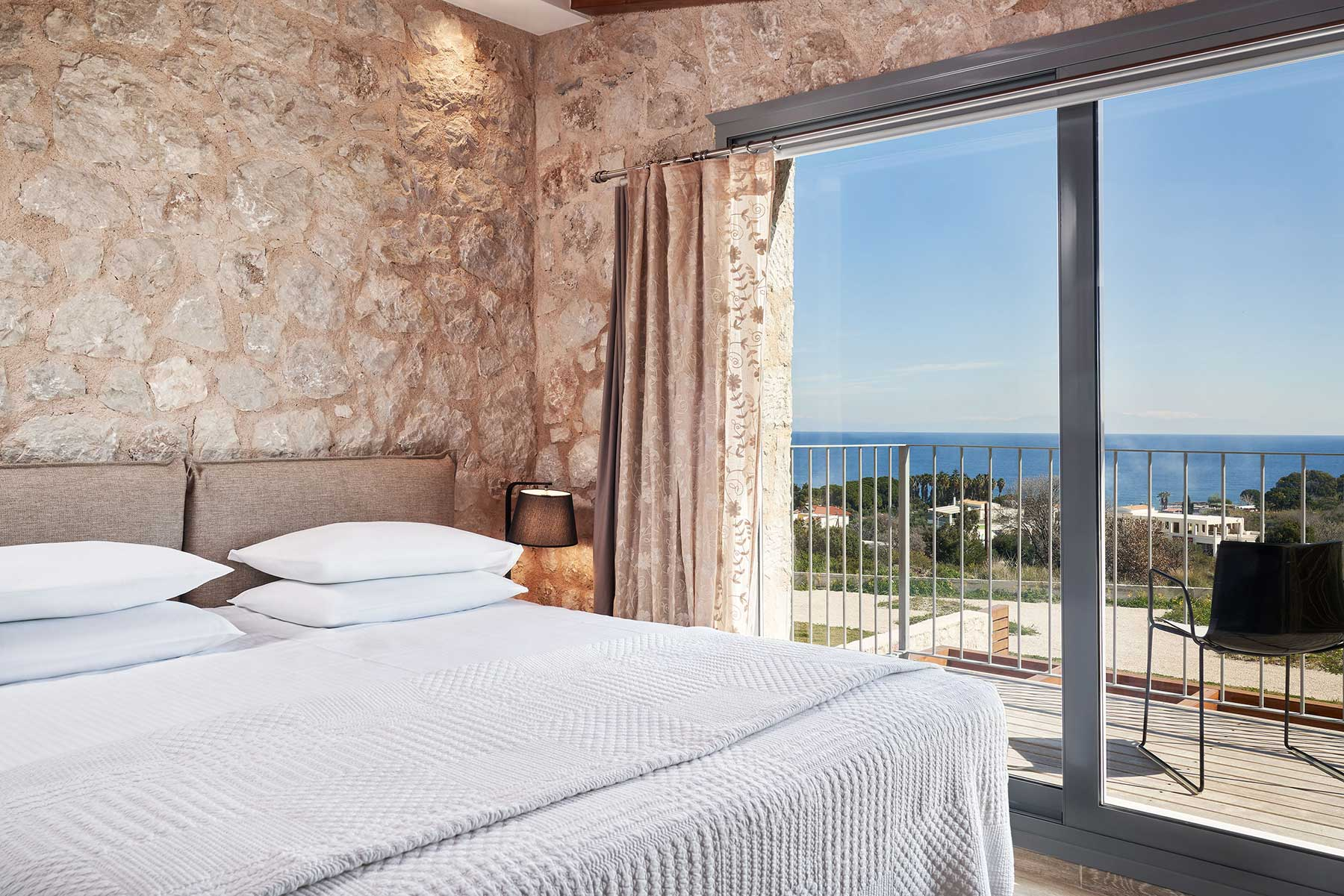 bedrooms kallithea luxury villas