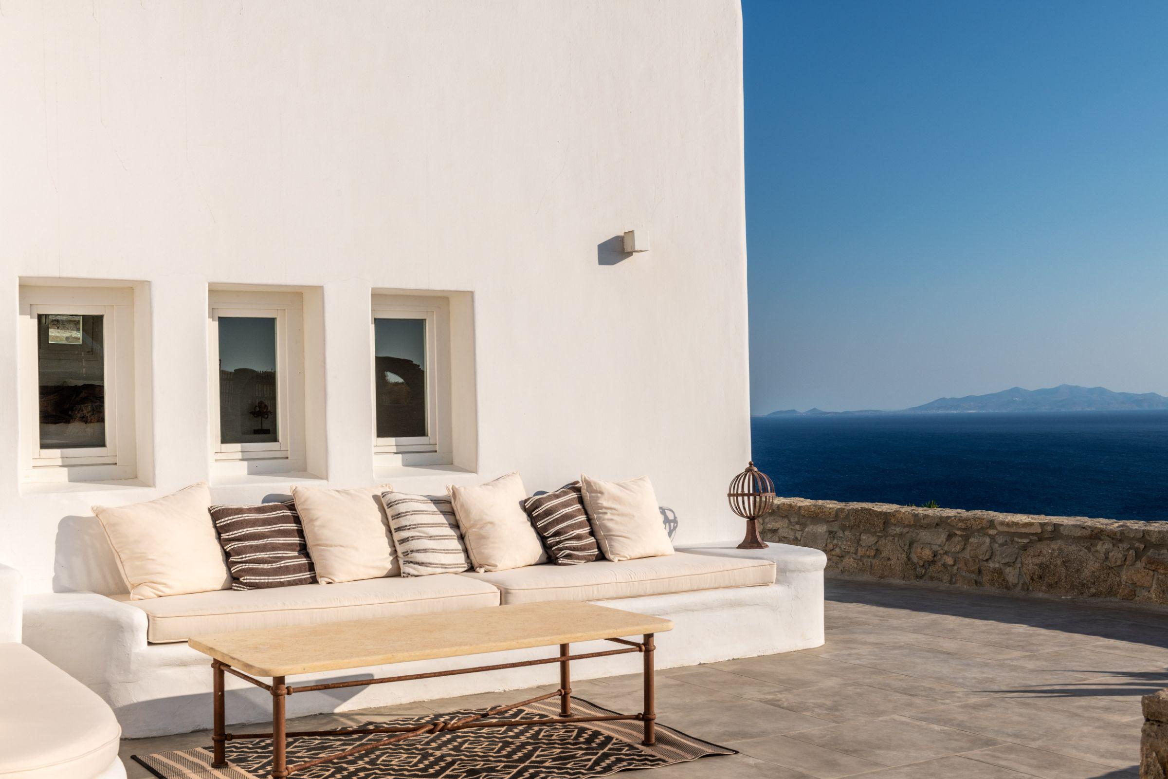 mykonos villa hlidays
