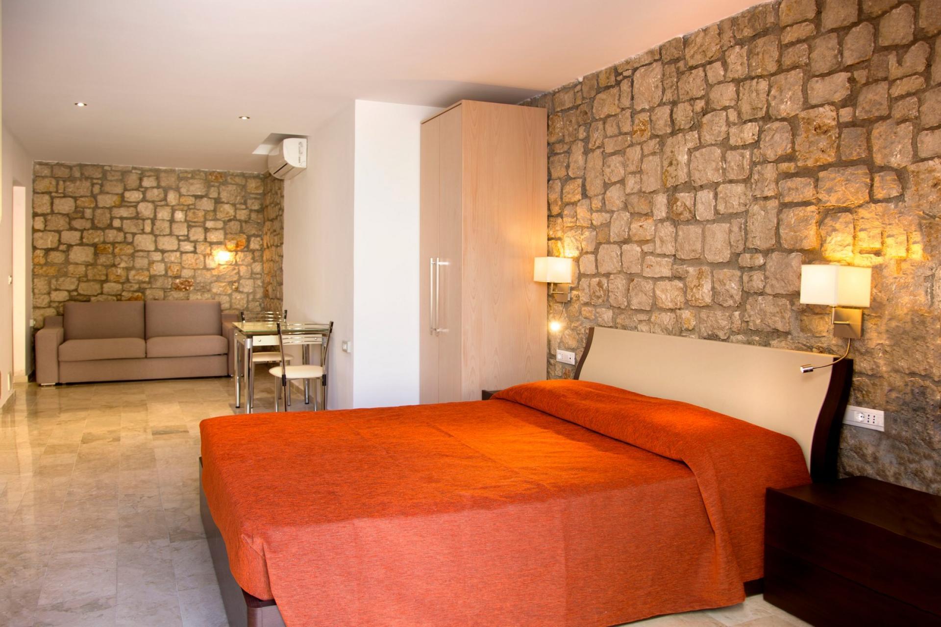 bedrooms pefkos villas rhodes