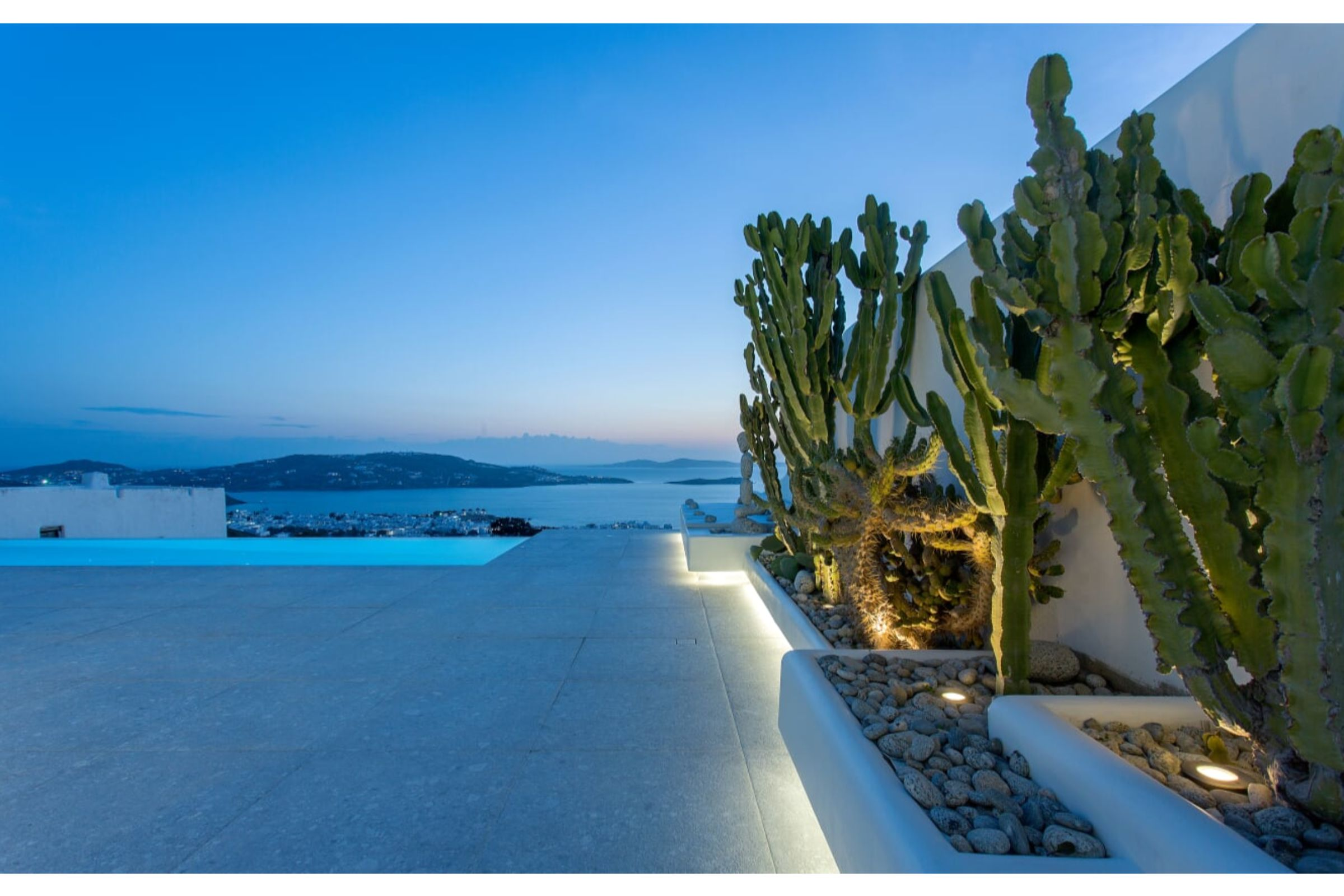mykonos weddings villas