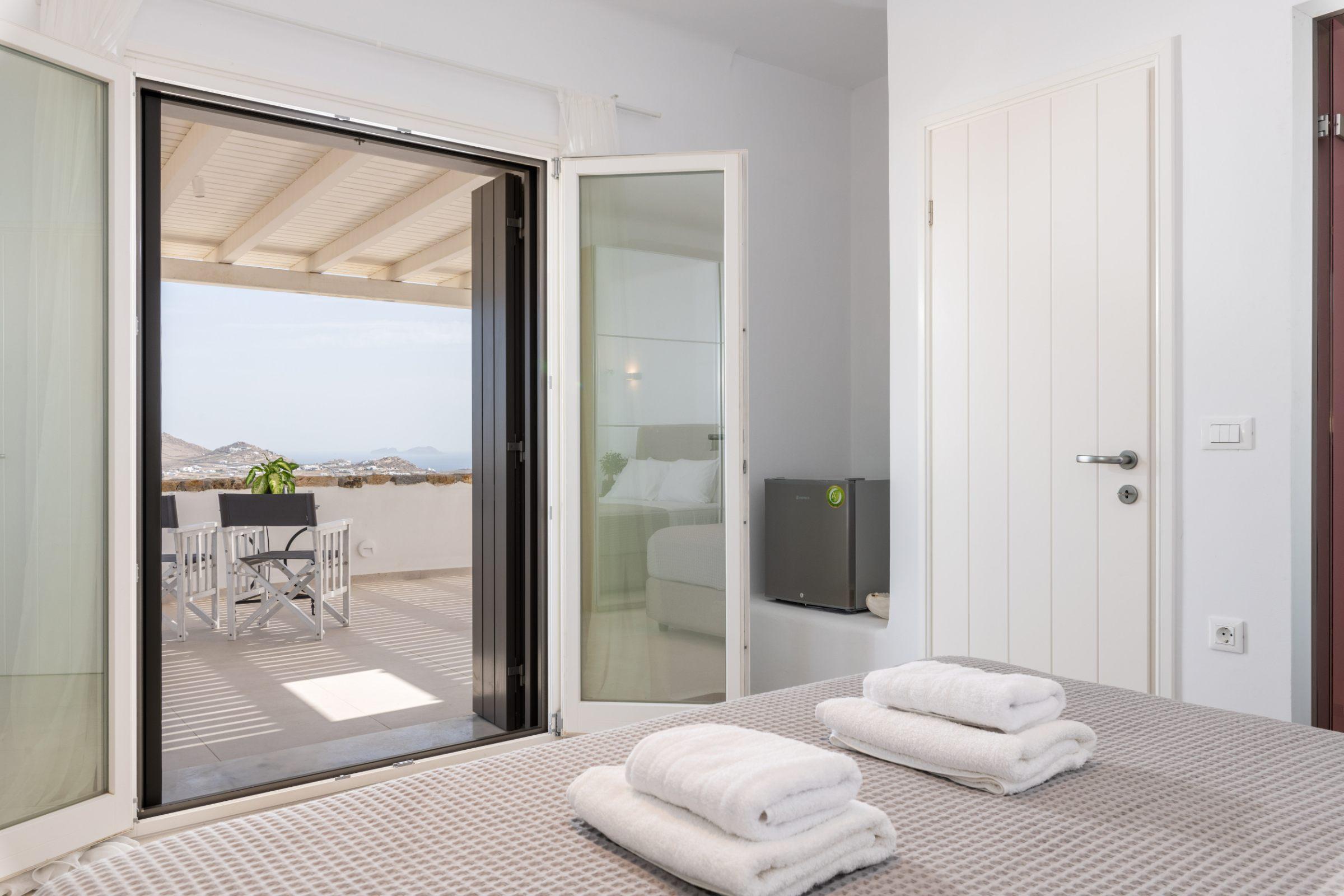 nilaya villa mykonos rooms
