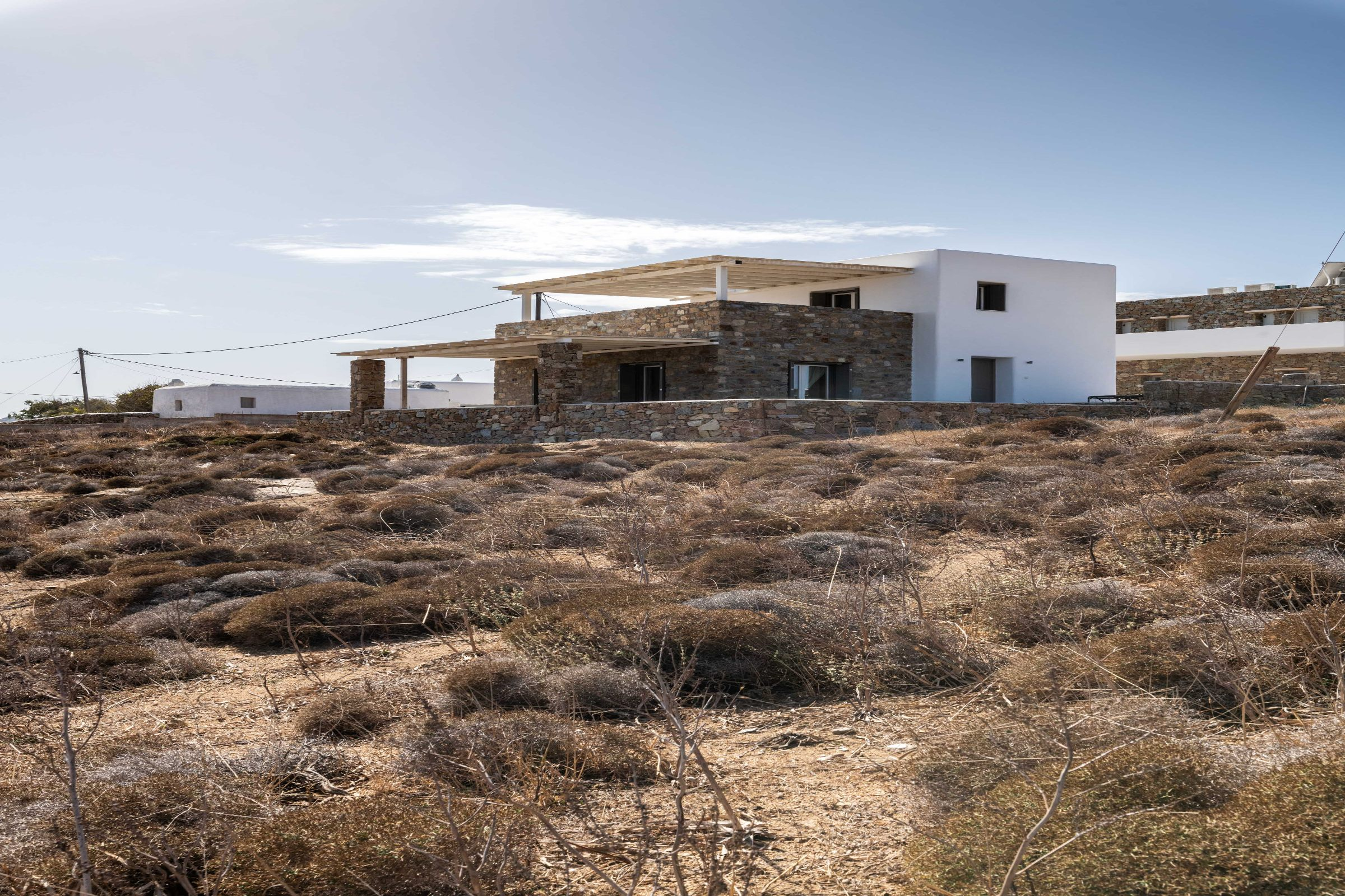 3 bedroom villas mykonos