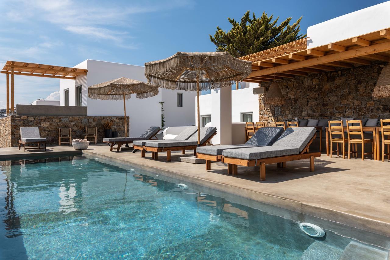 mykonos rentals villas