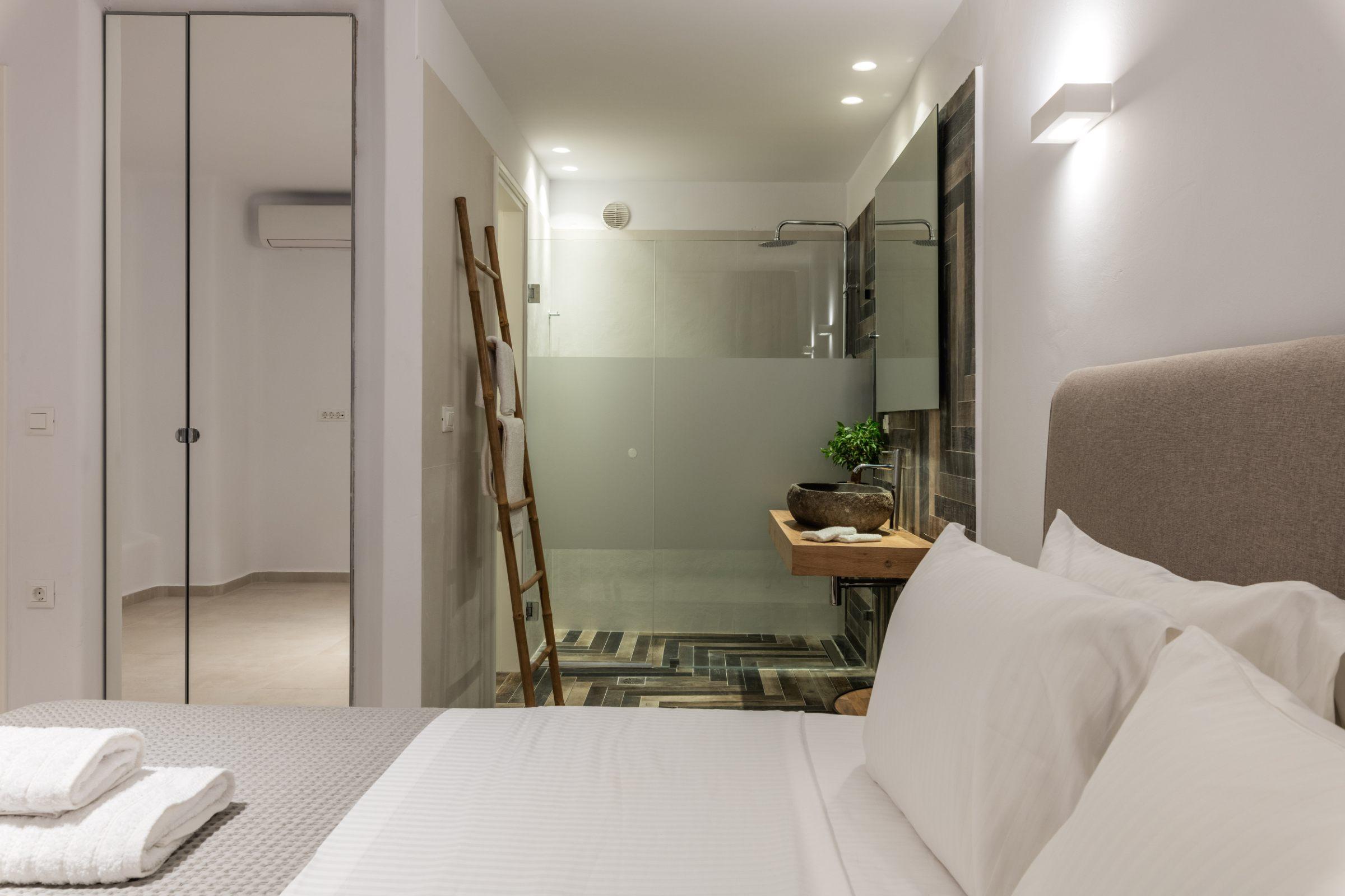 en suite nilaya villa mykonos