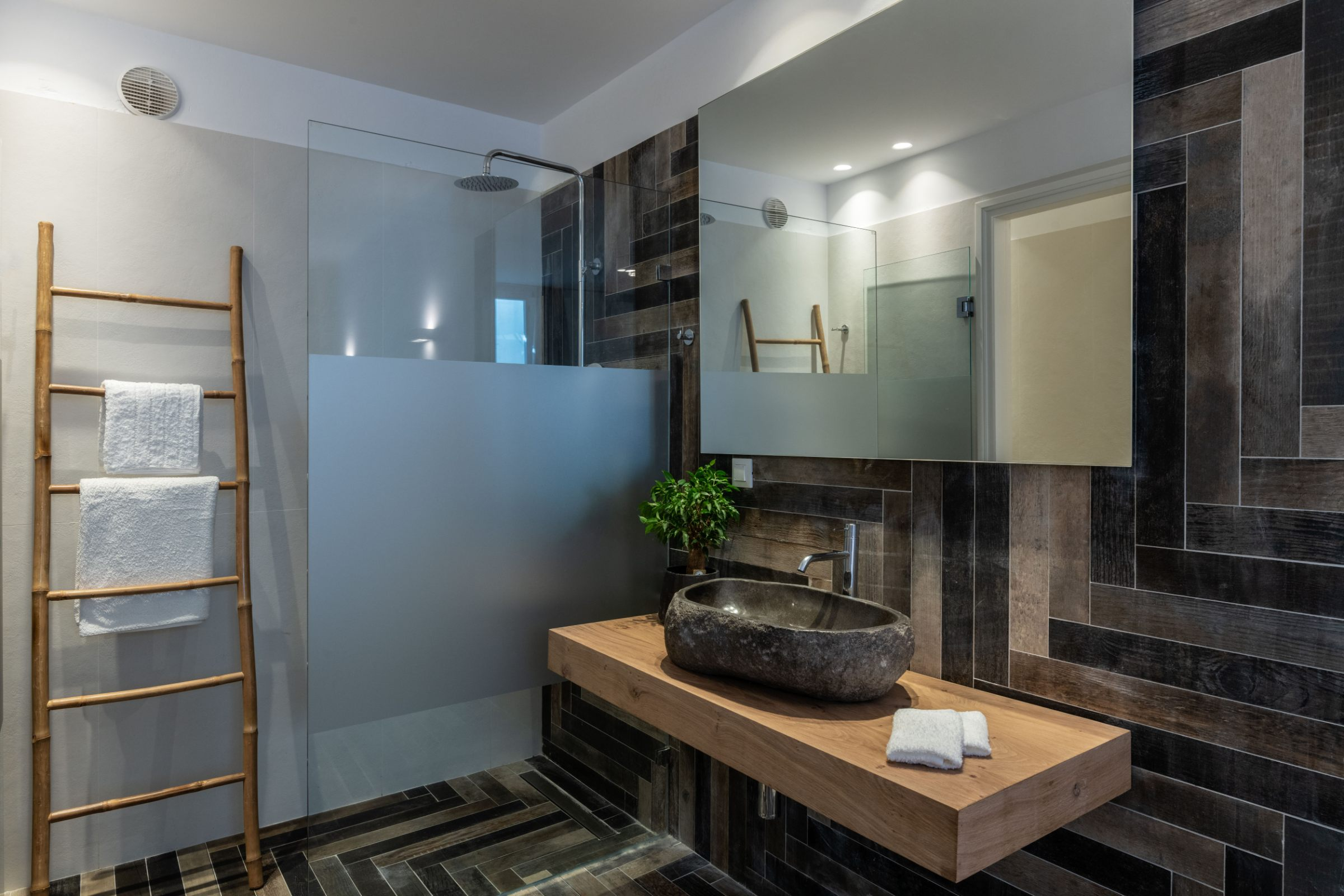 bathroom nilaya villa mykonos