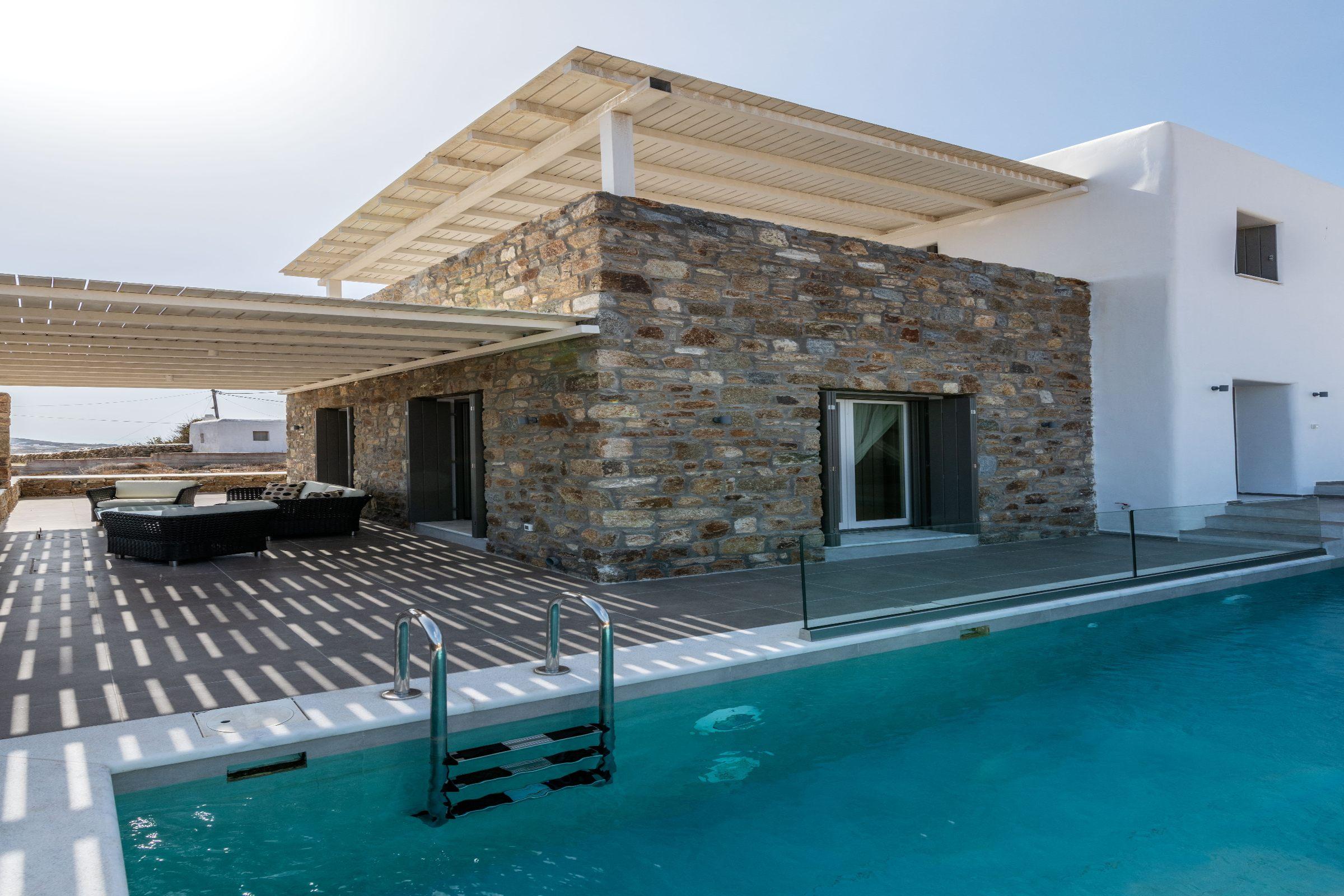 mykonos villas 3 bedrooms
