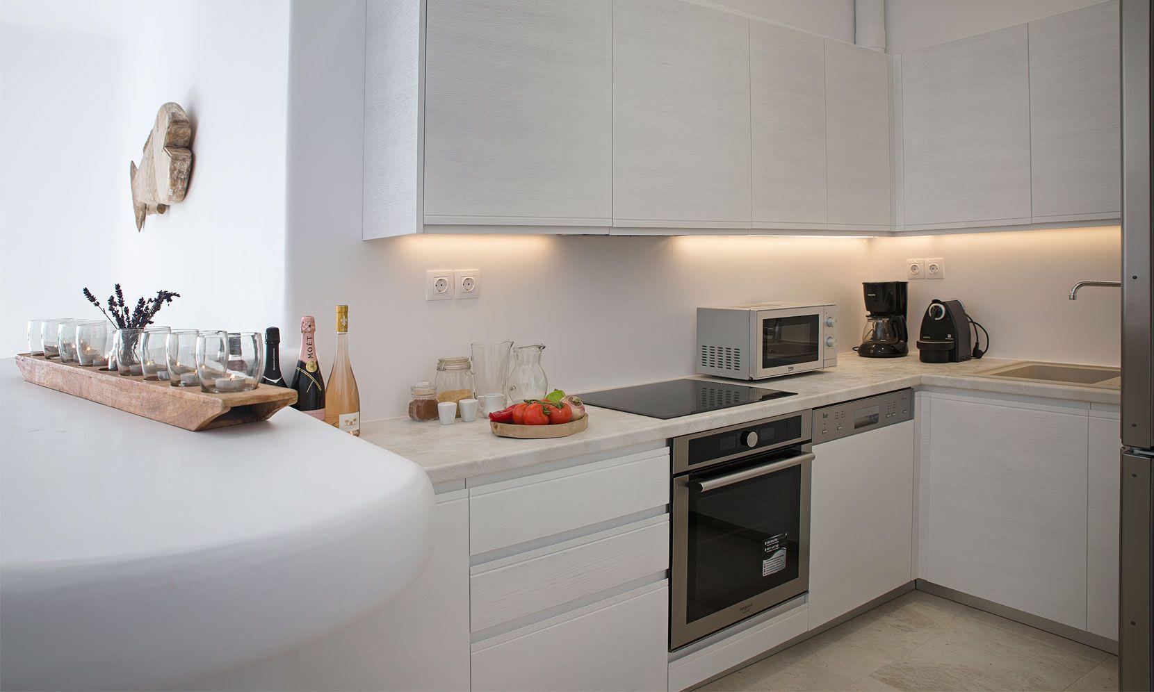 fanari hillside villas kitchens
